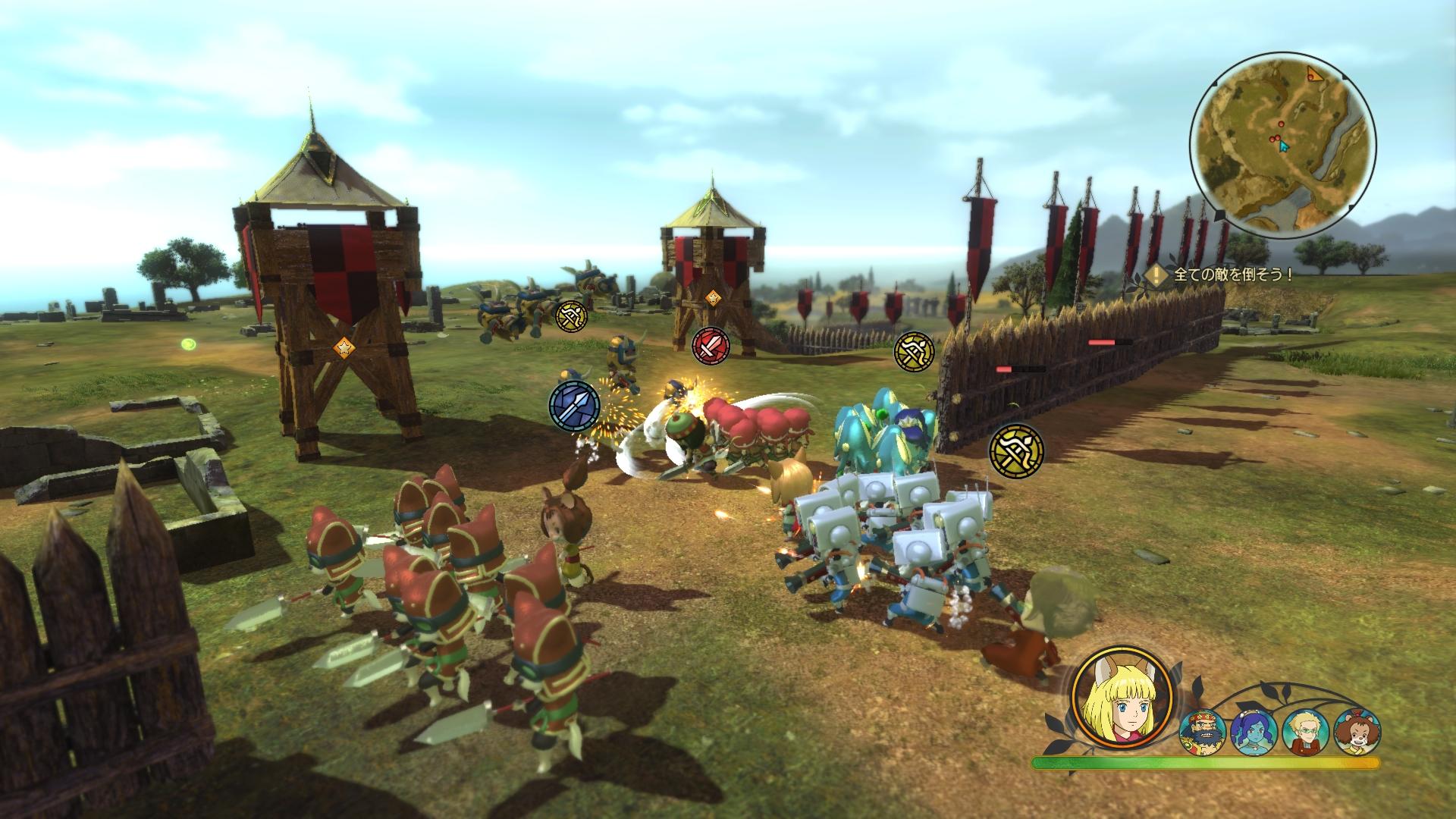 Ni no Kuni II: Revenant Kingdom v traileru a na screenshotech pro letošní Gamescom 148580