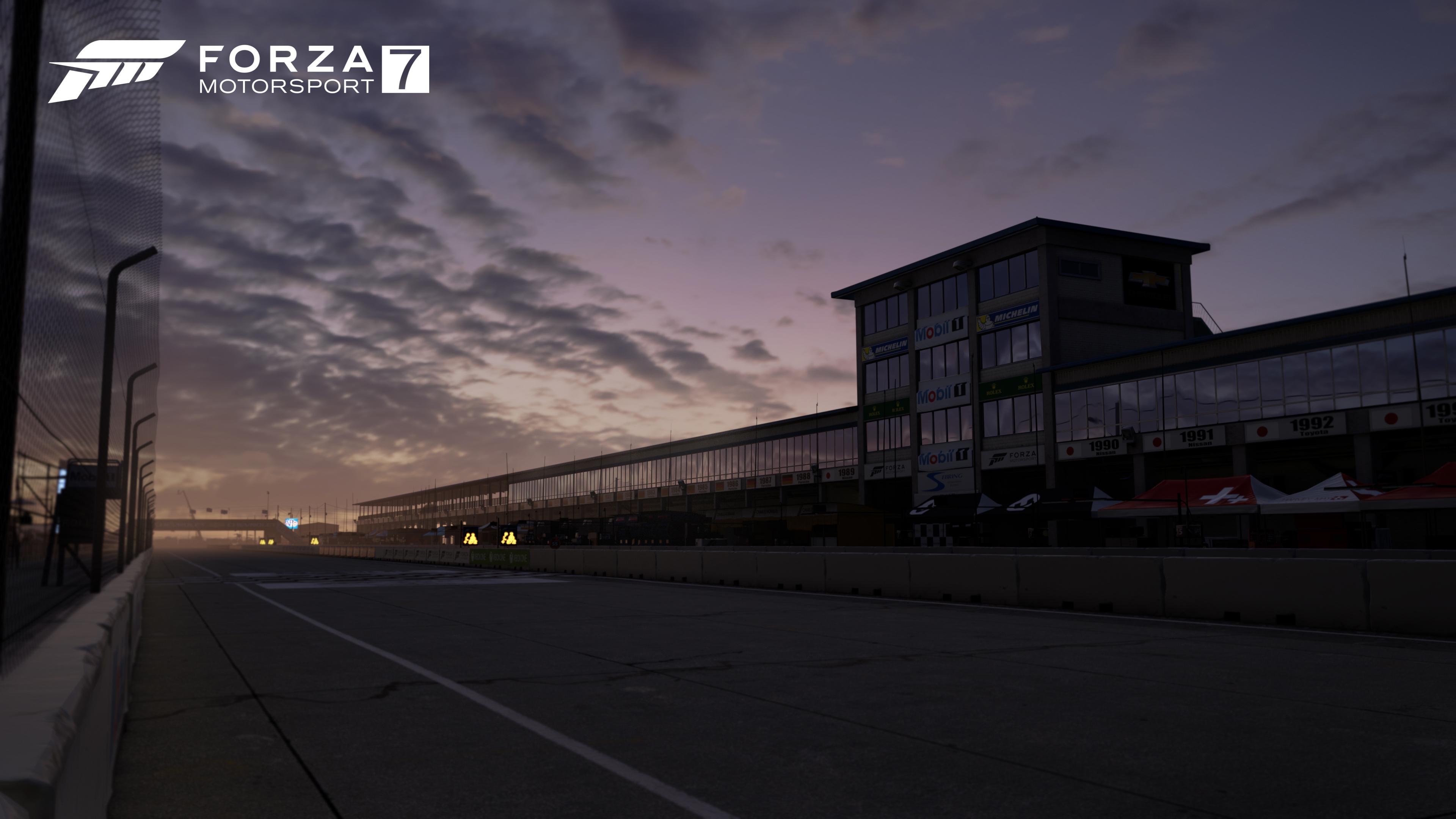 Forza Motorsport 7 nabídne 32 tratí 148599