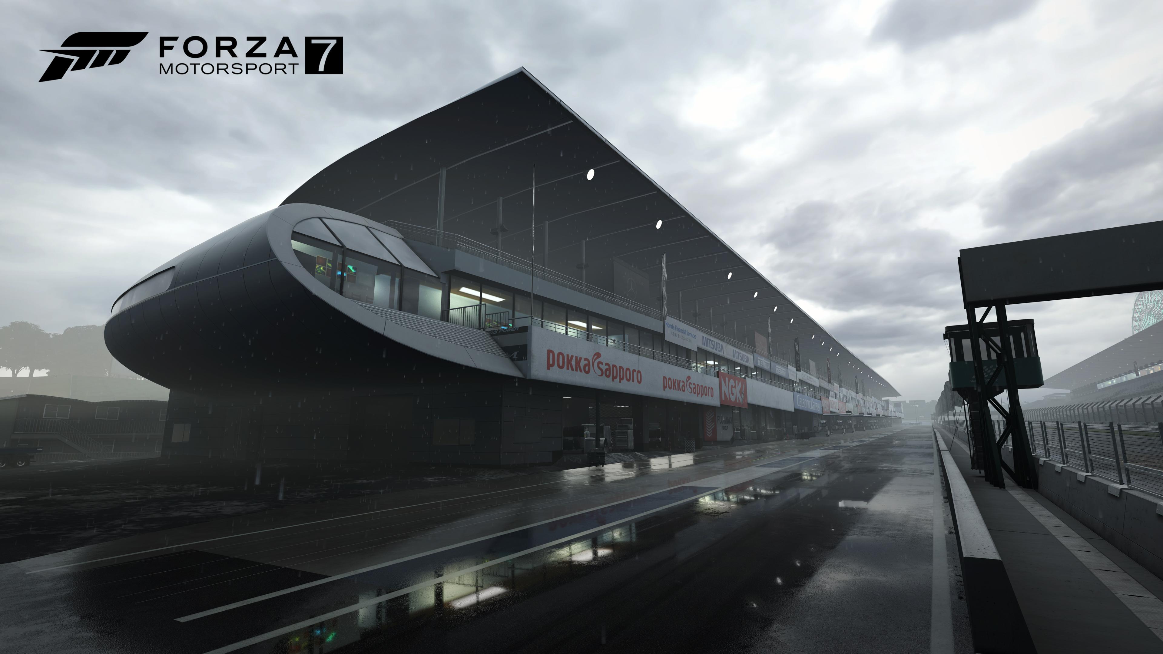 Forza Motorsport 7 nabídne 32 tratí 148600