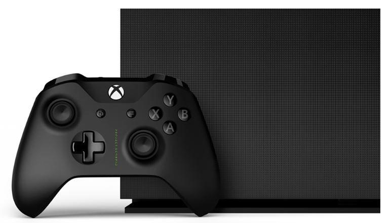 Project Scorpio edice Xboxu One X se svislým stojanem 148607