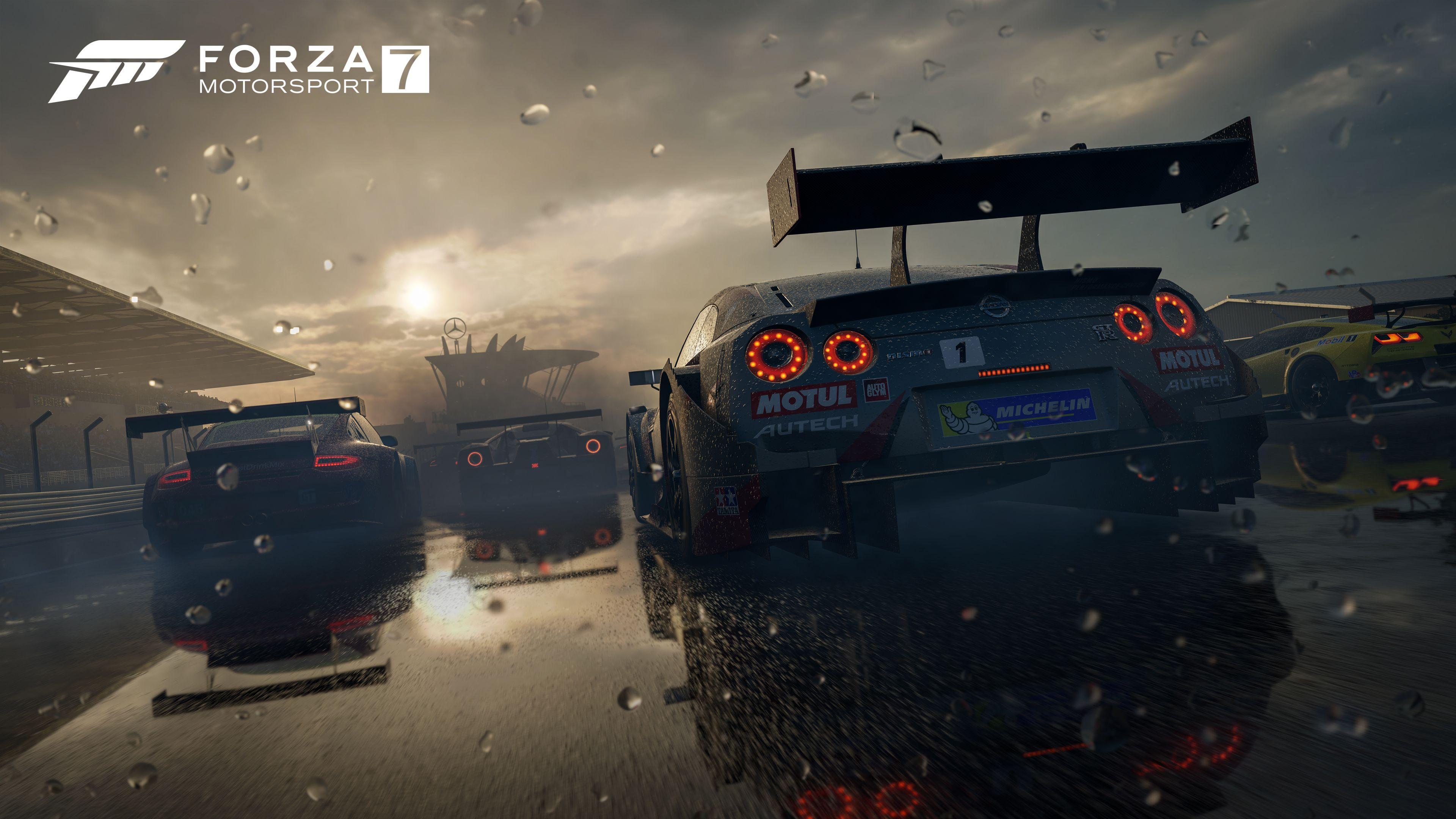 Forza Motorsport 7 - HW nároky, demo a obrázky 148632