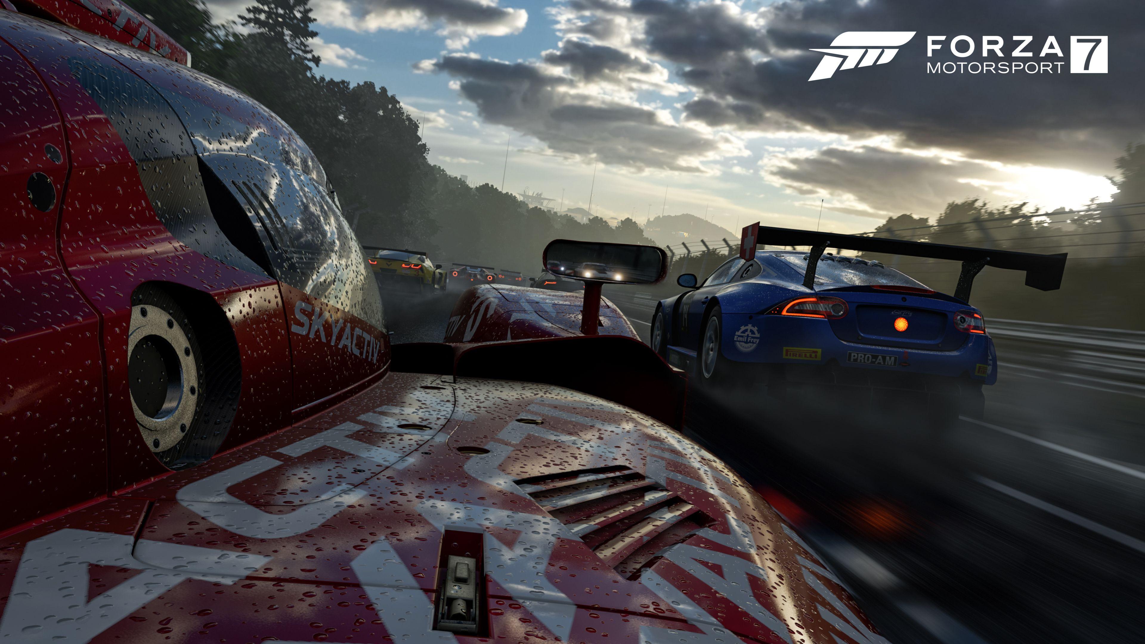 Forza Motorsport 7 - HW nároky, demo a obrázky 148633