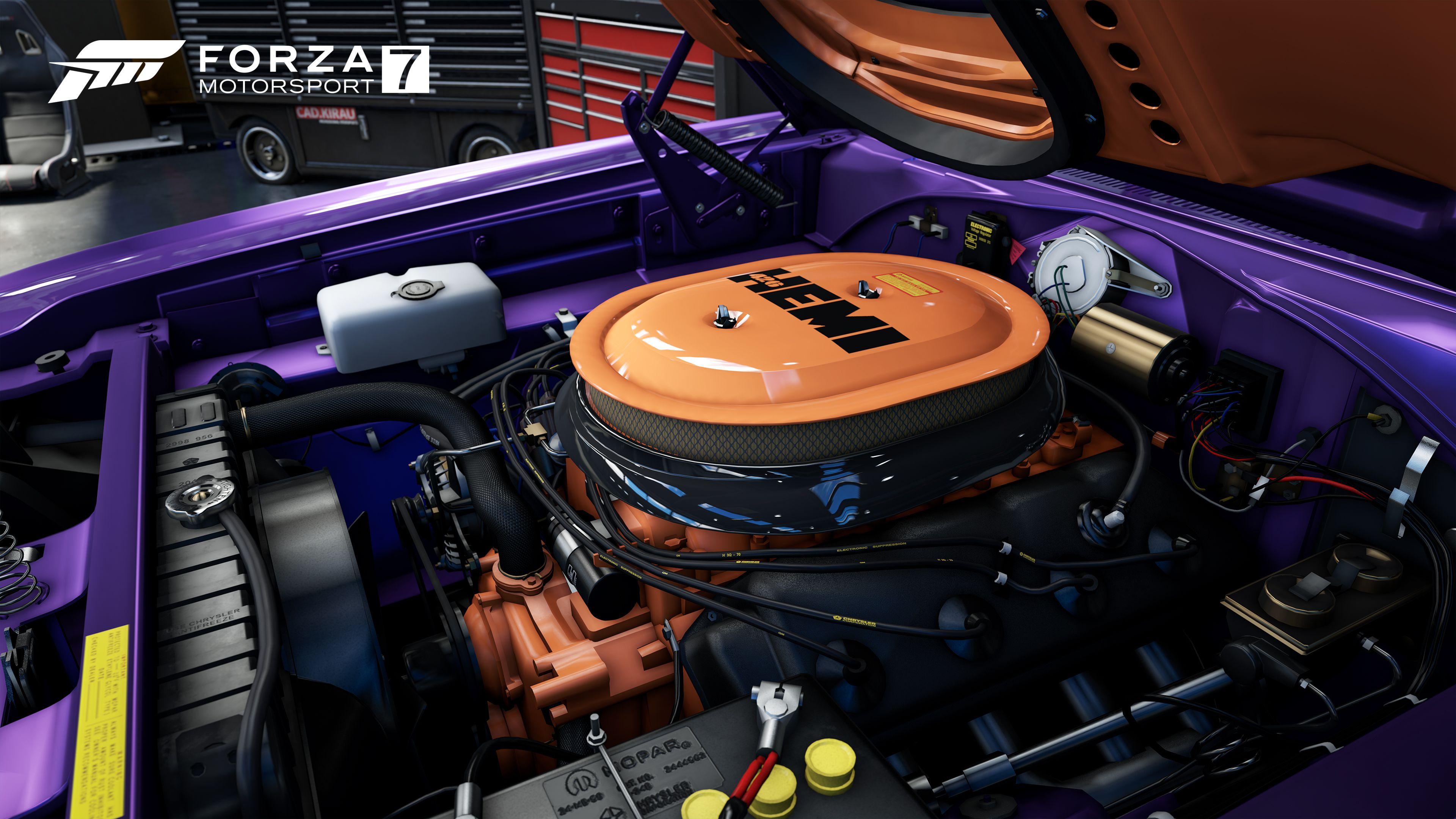 Forza Motorsport 7 - HW nároky, demo a obrázky 148636