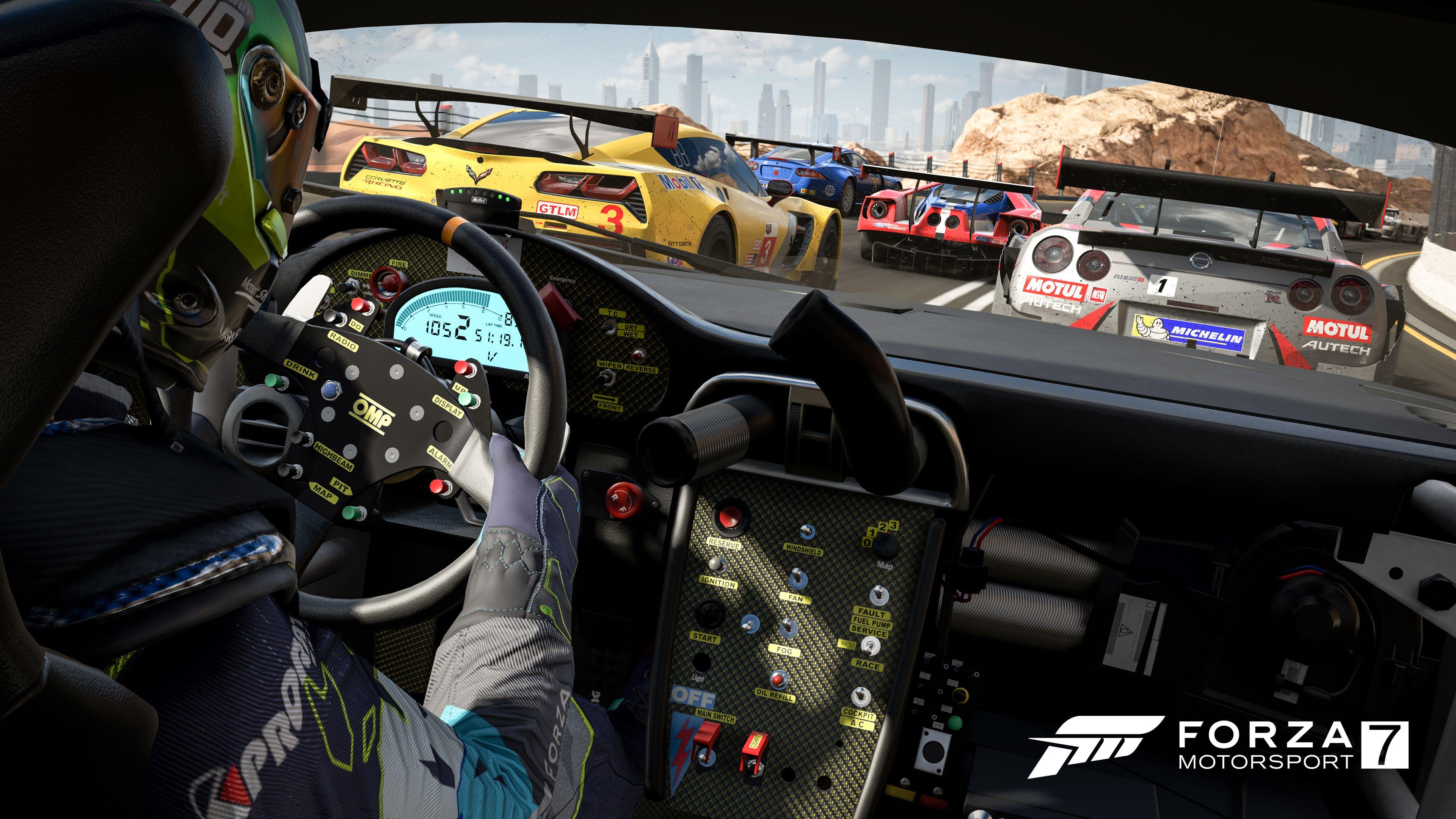 Forza Motorsport 7 - HW nároky, demo a obrázky 148637