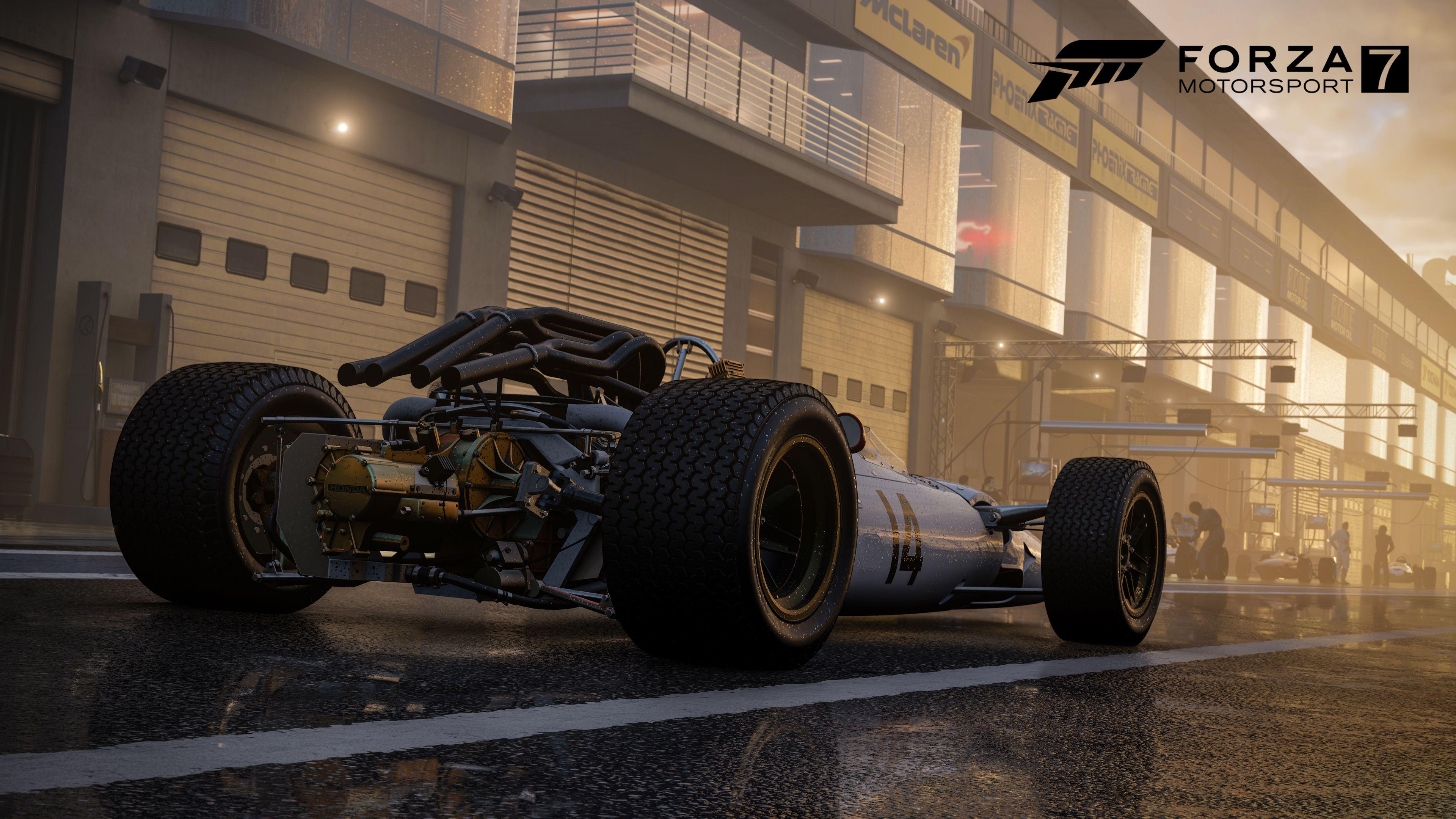 Forza Motorsport 7 - HW nároky, demo a obrázky 148638