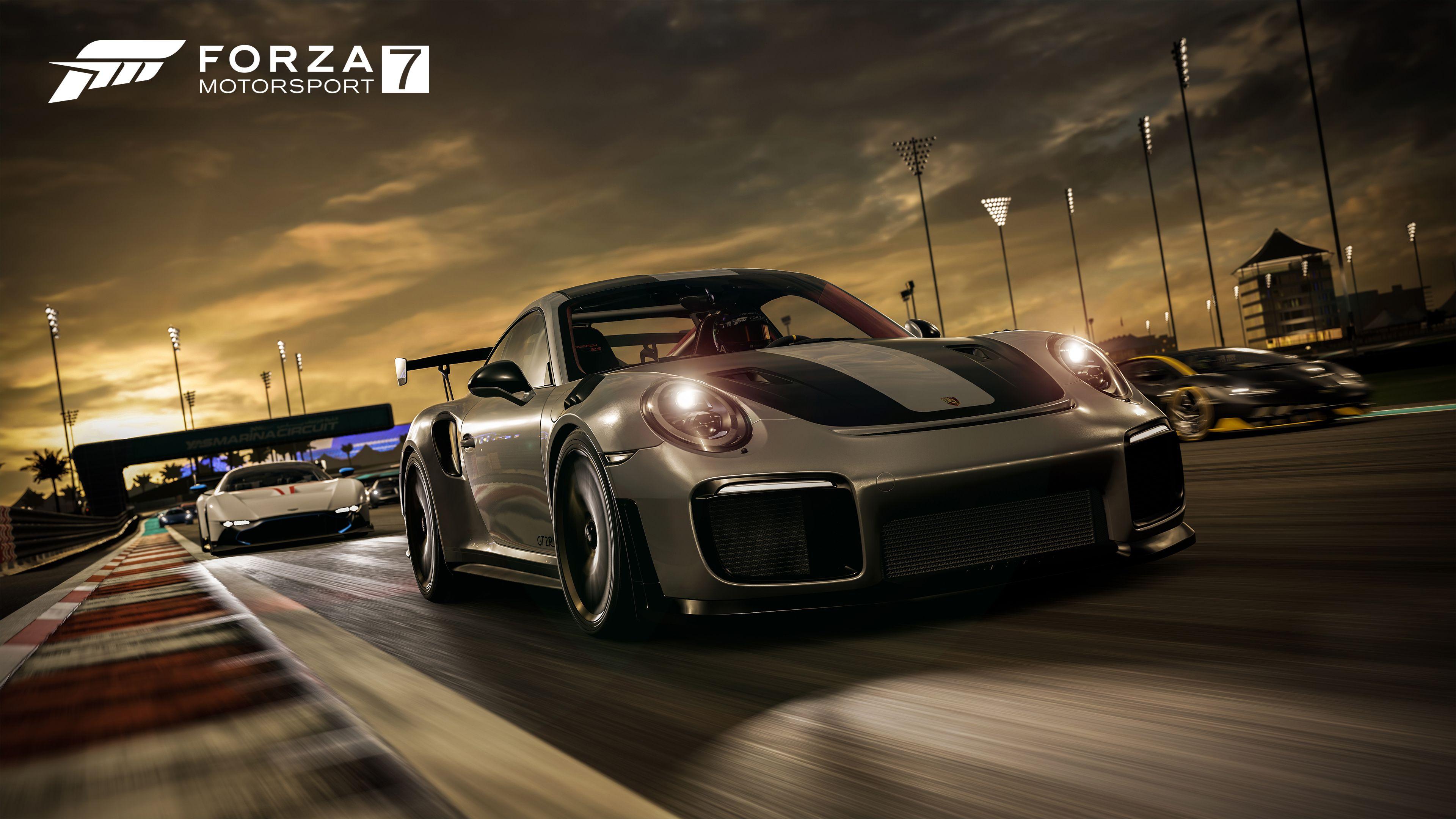 Forza Motorsport 7 - HW nároky, demo a obrázky 148639