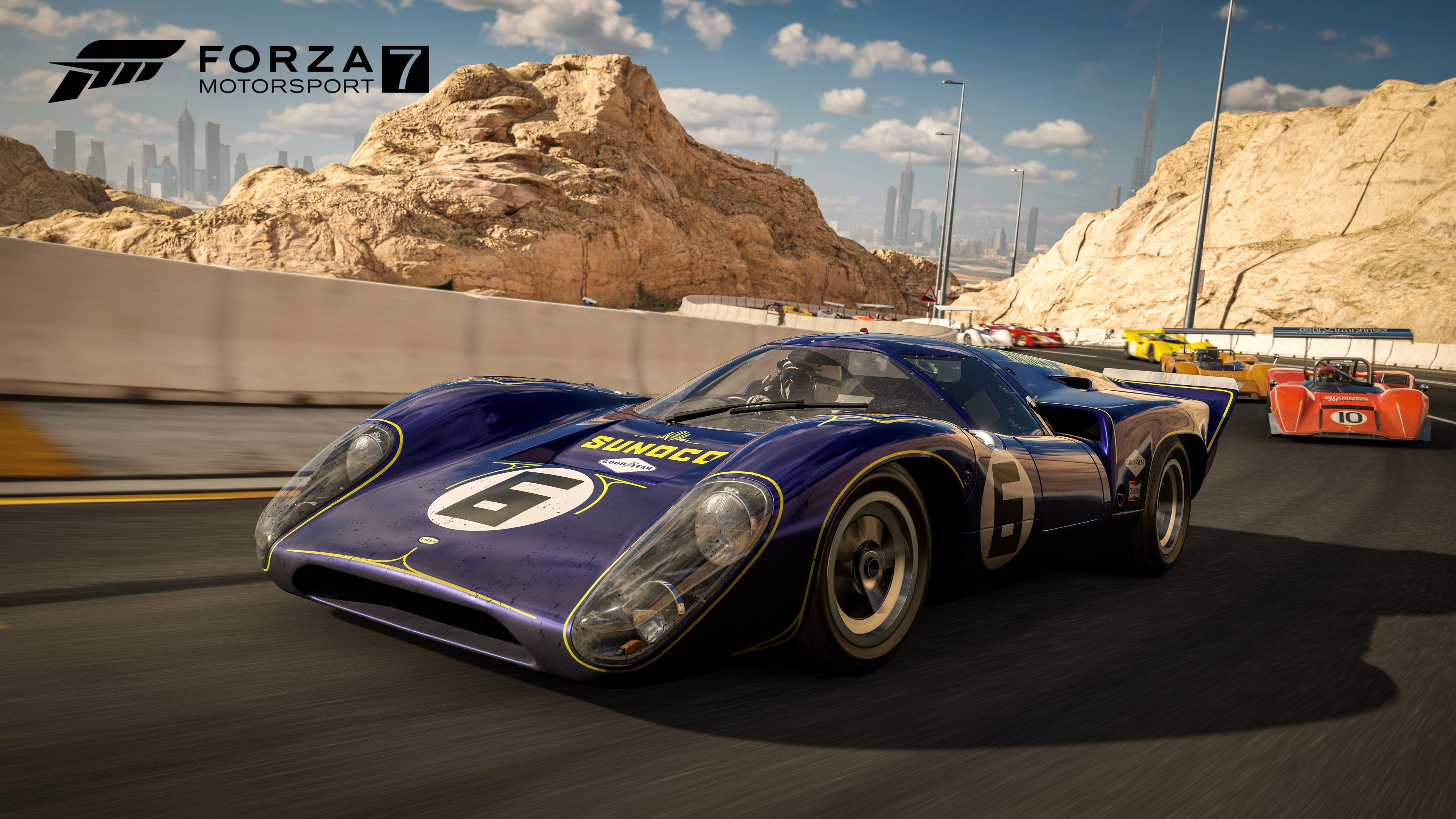 Forza Motorsport 7 - HW nároky, demo a obrázky 148640