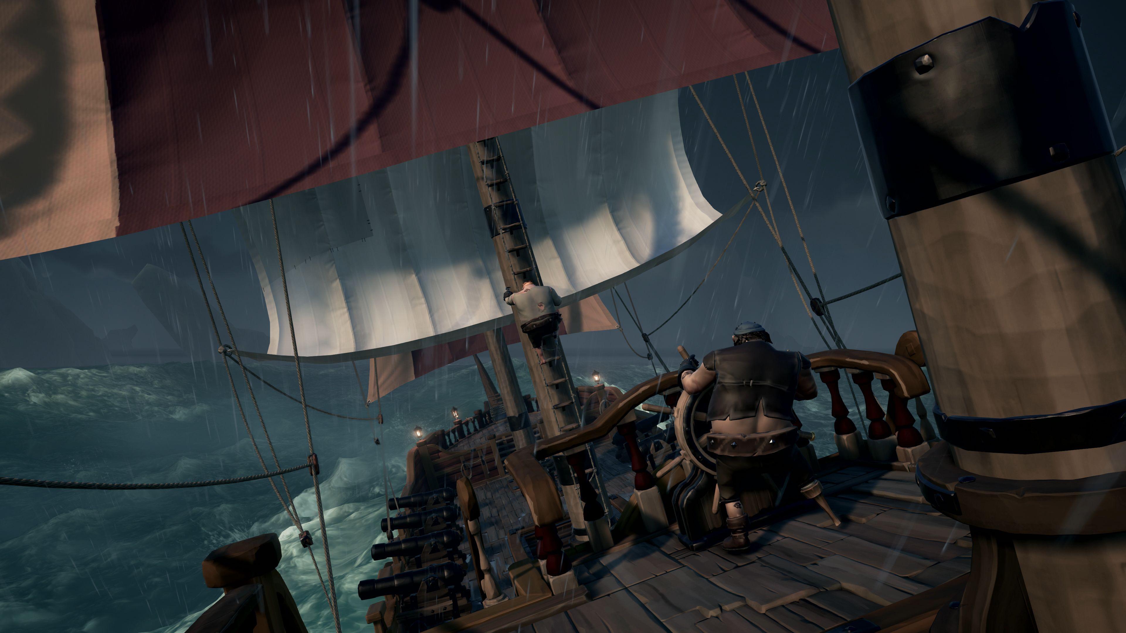 Potvrzen cross-play u Sea of Thieves 148651