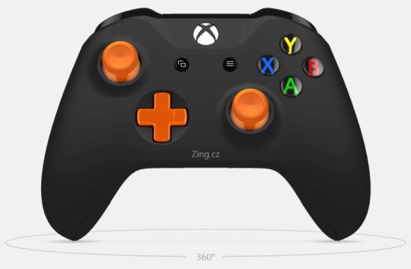 Vlastní Xbox One ovladač si budeme moci navrhnout i my 148654