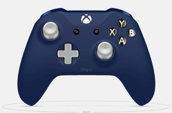 Vlastní Xbox One ovladač si budeme moci navrhnout i my 148655