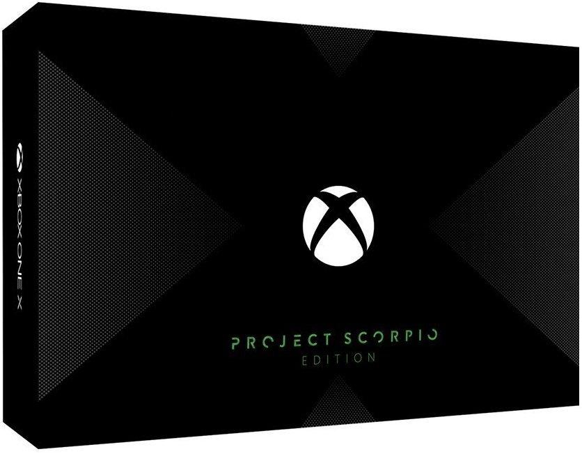 Project Scorpio edice Xboxu One X se svislým stojanem 148656