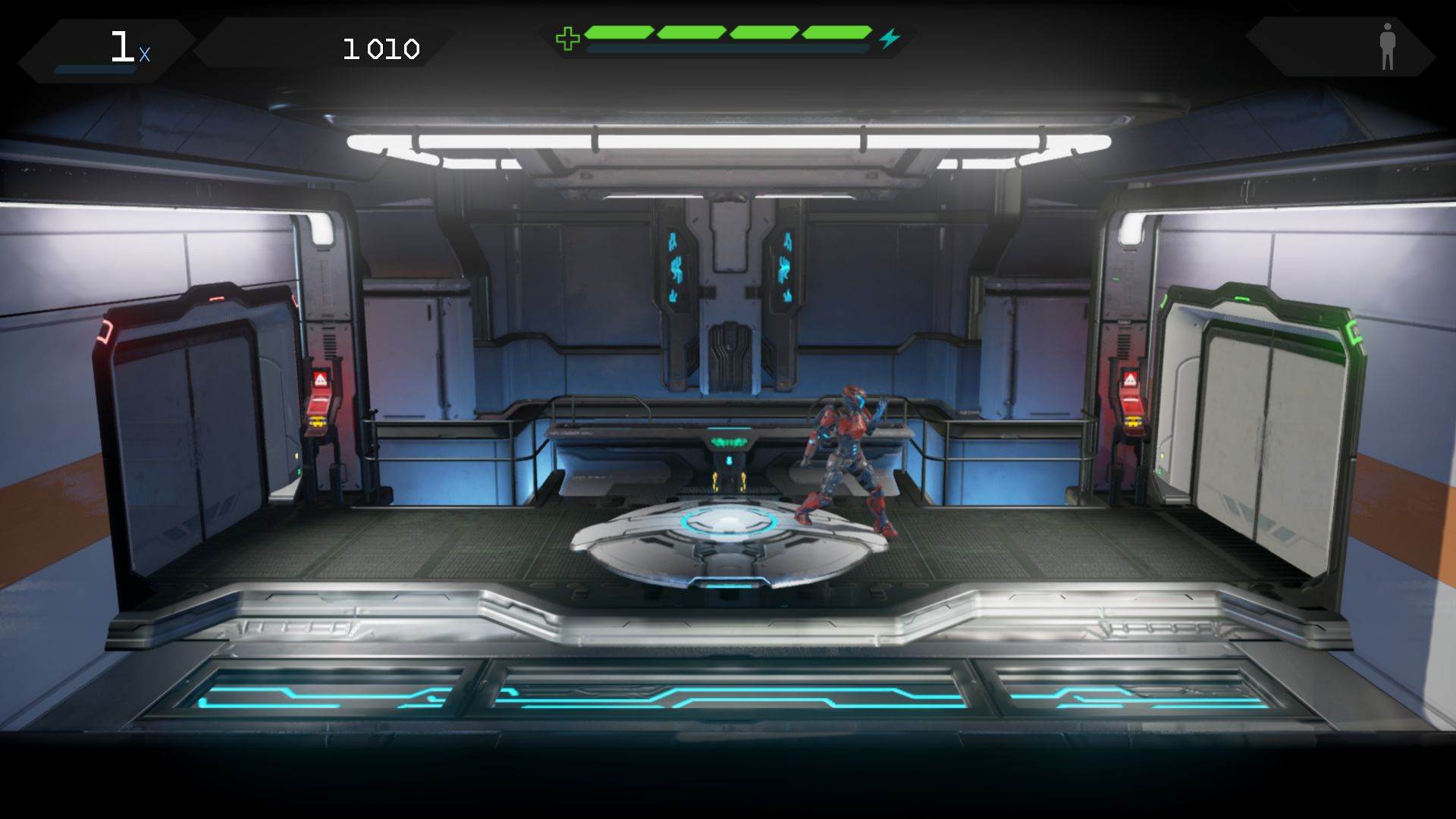 Matterfall - arkádová laser show 148663
