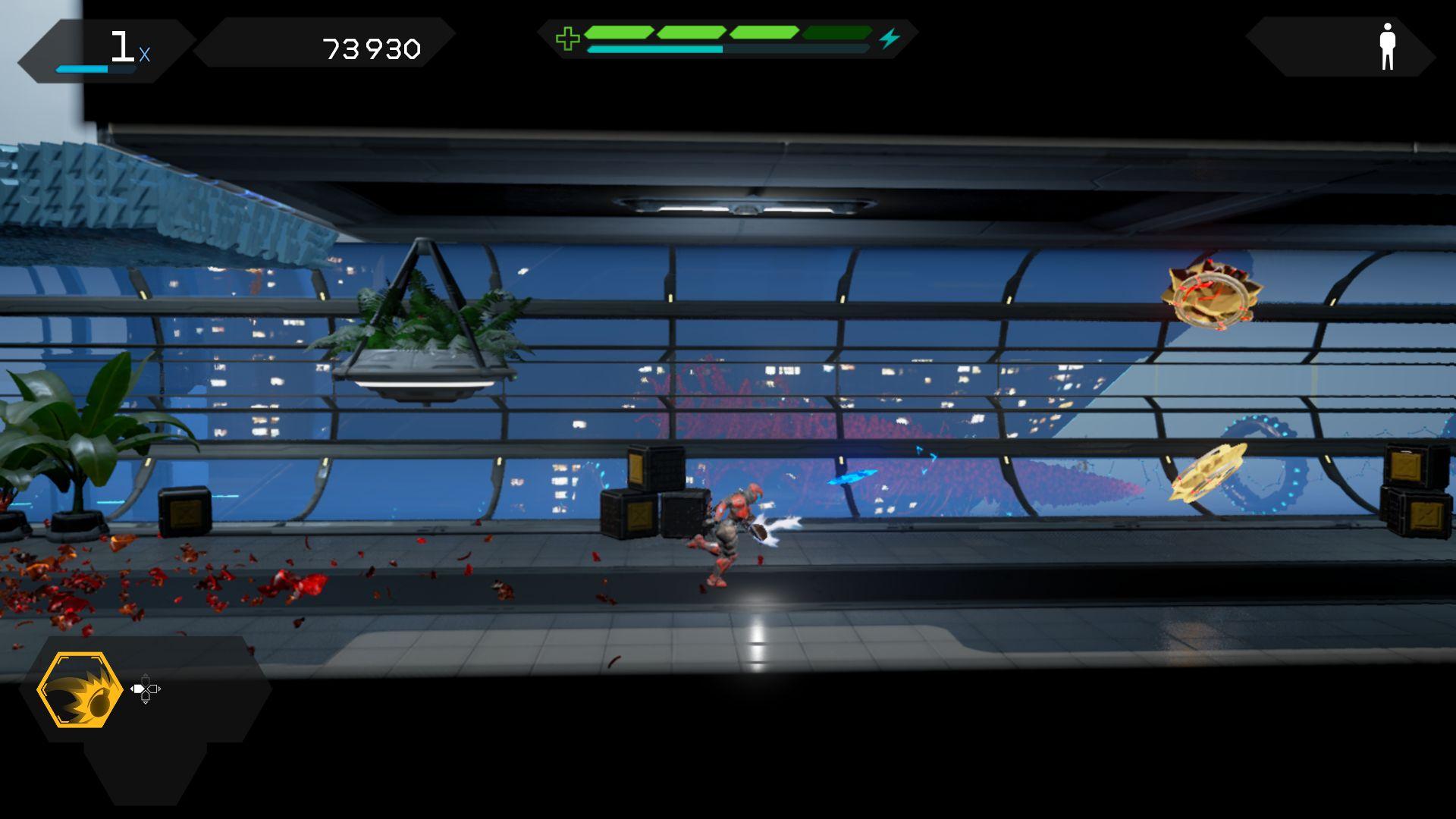 Matterfall - arkádová laser show 148664