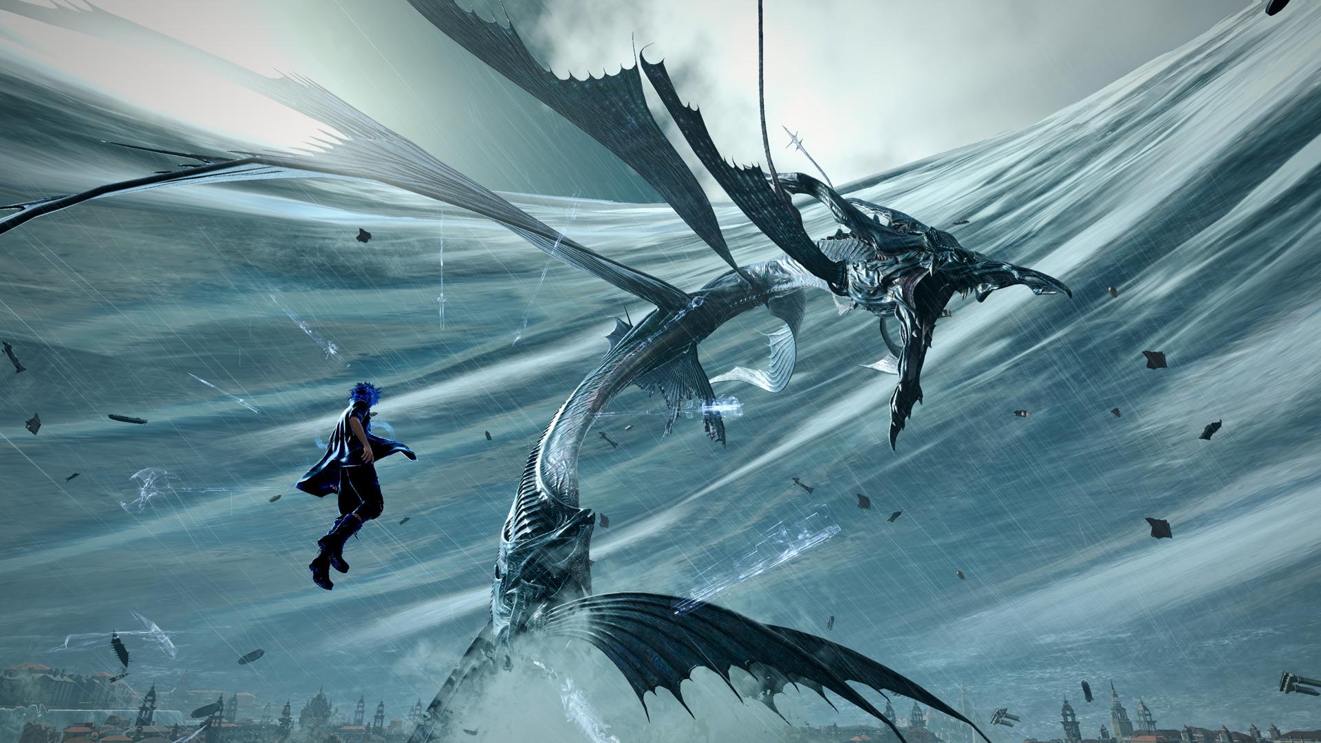 Final Fantasy XV vyjde oficiálně na PC 148688