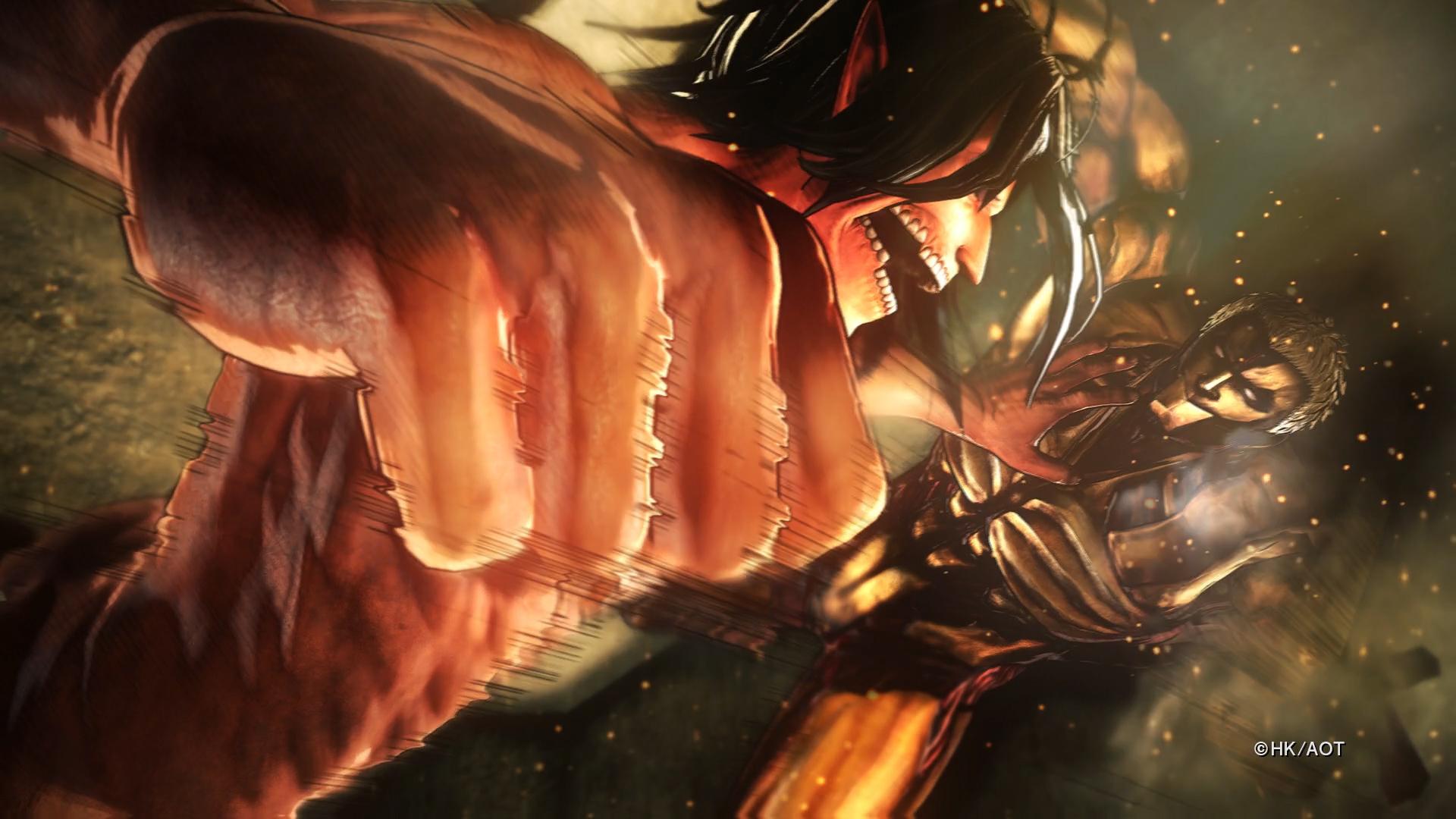 Ve vývoji Attack on Titan 2 148699