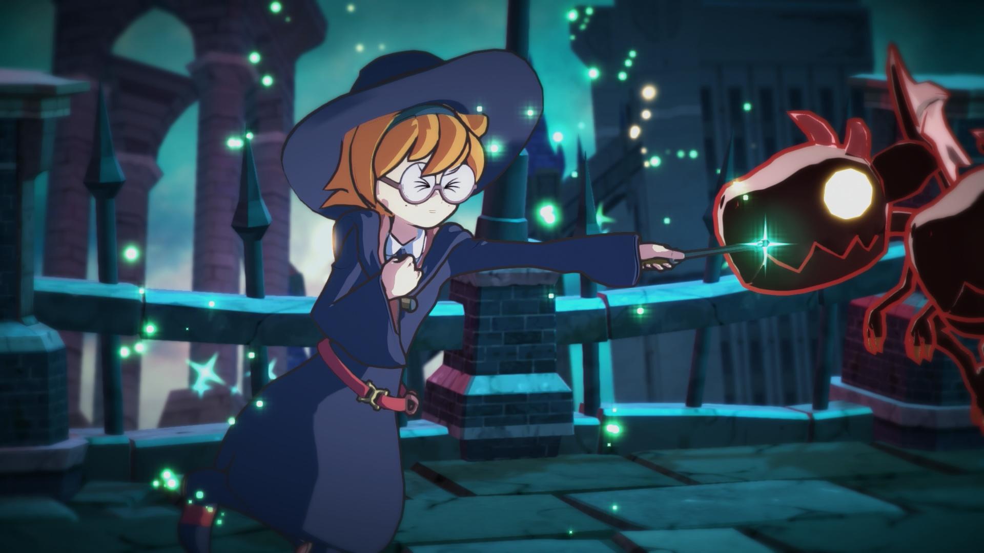 Začátkem příštího roku navštívíme Little Witch Academia: Chamber of Time 148735