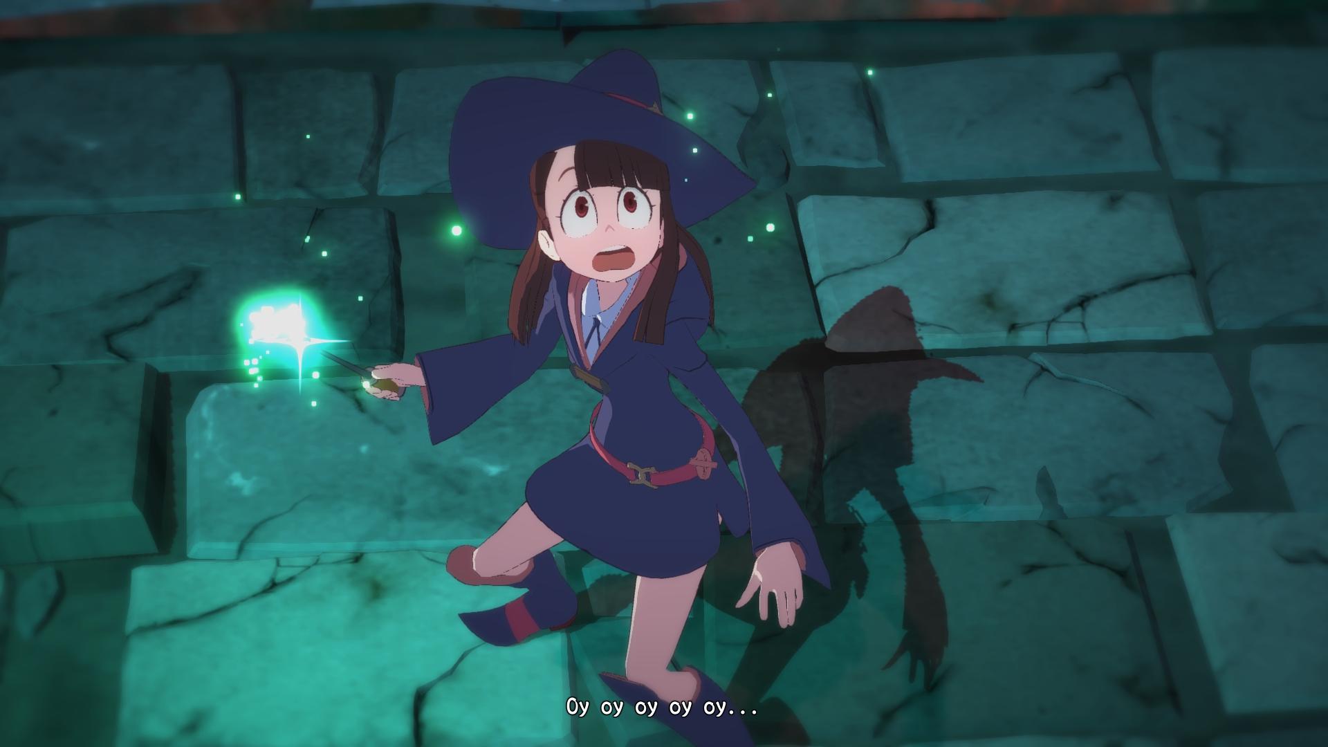 Začátkem příštího roku navštívíme Little Witch Academia: Chamber of Time 148742