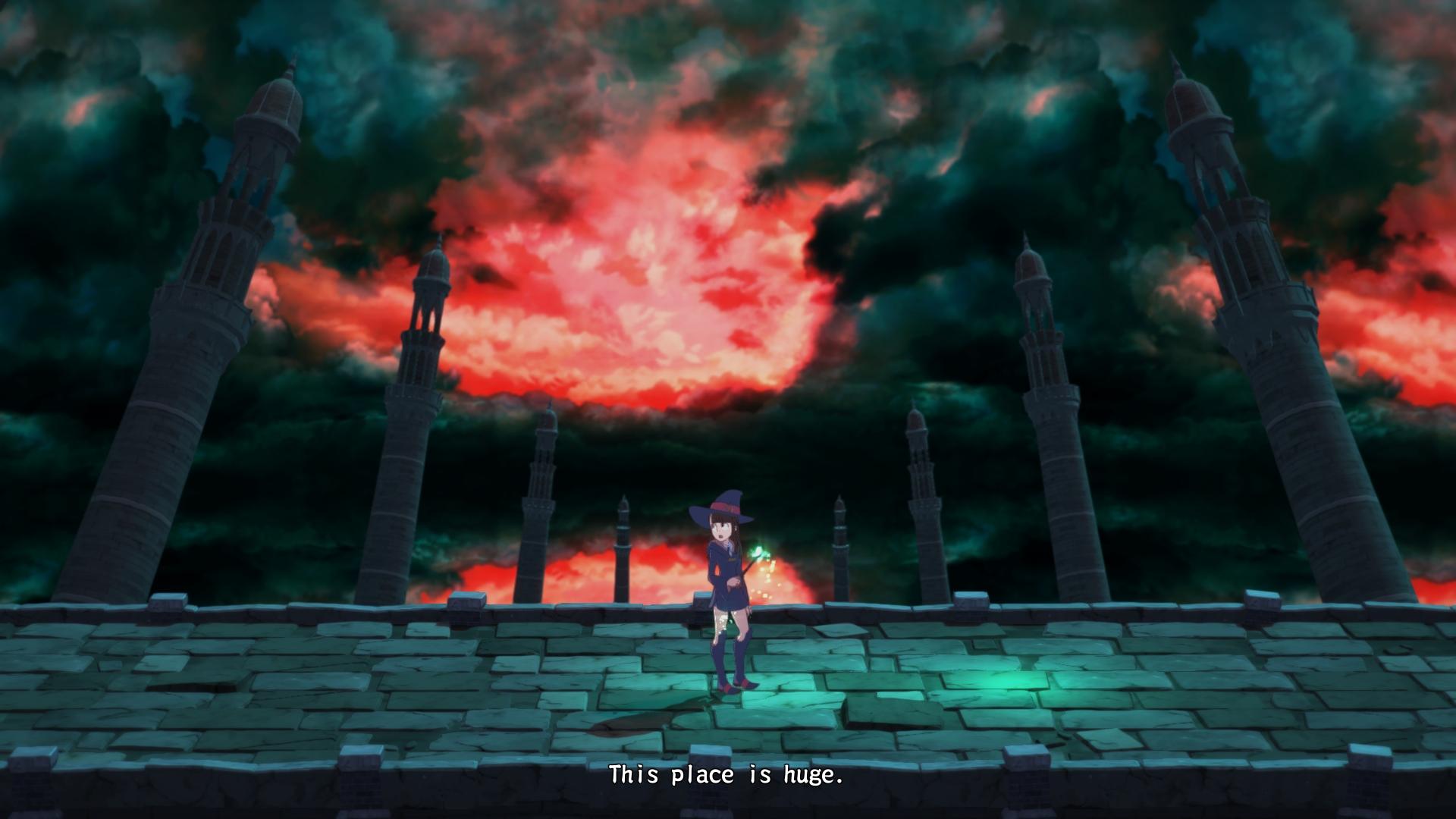 Začátkem příštího roku navštívíme Little Witch Academia: Chamber of Time 148746