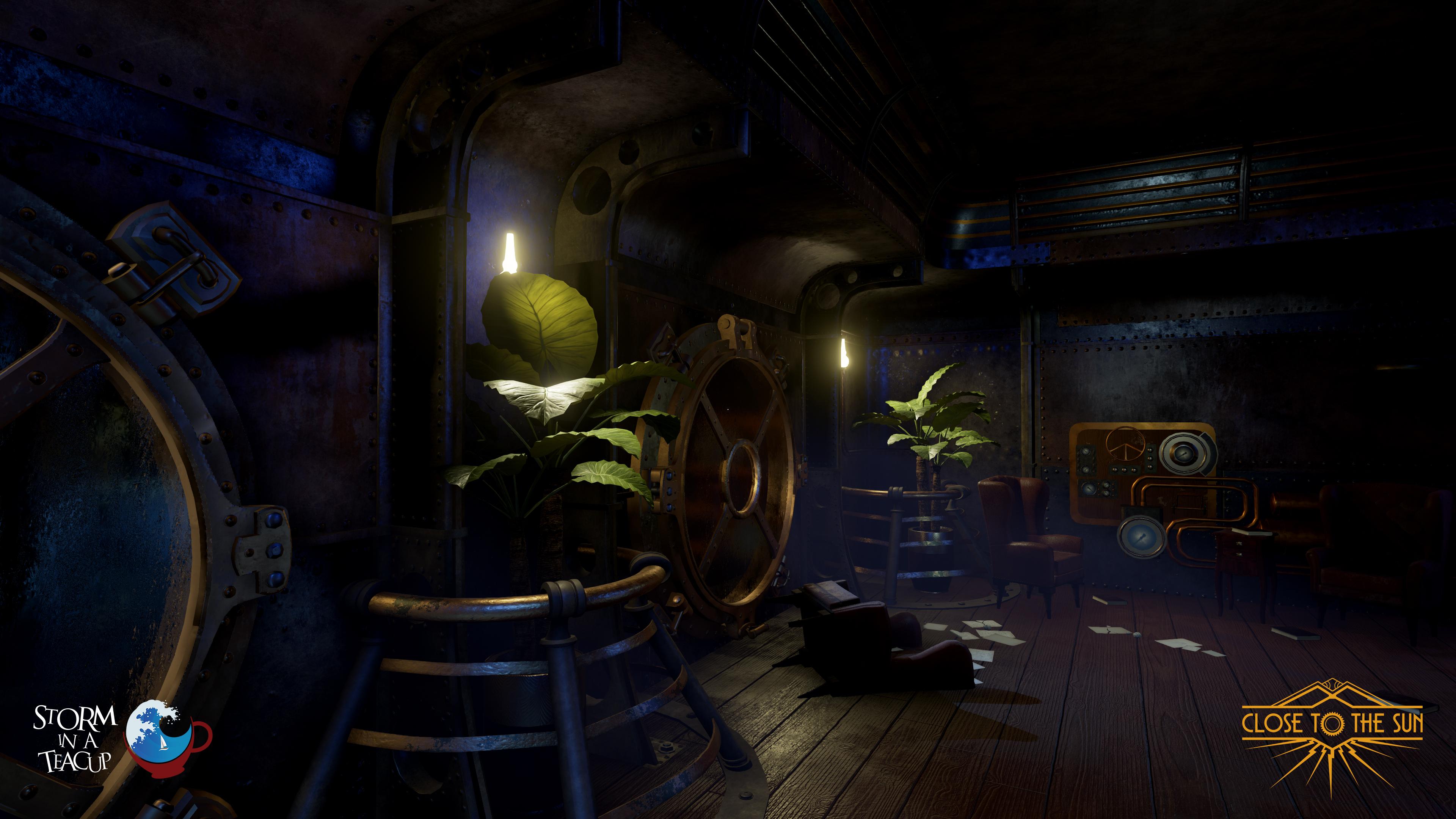 Příběhová hororovka Close to the Sun nás zavede do 20. století na loď 148769