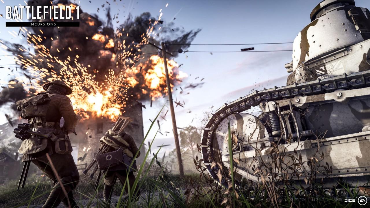 Edice Battlefield 1 Revolution zahrnuje základní hru a Premium Pass 148776