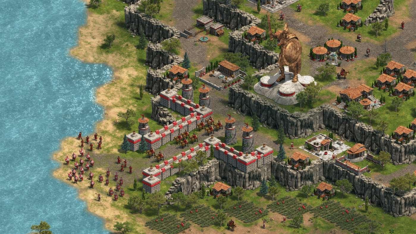 Datum vydání definitivní edice Age of Empires a oznámení Age of Empires 4 148792