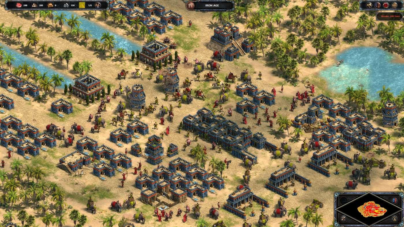 Datum vydání definitivní edice Age of Empires a oznámení Age of Empires 4 148793