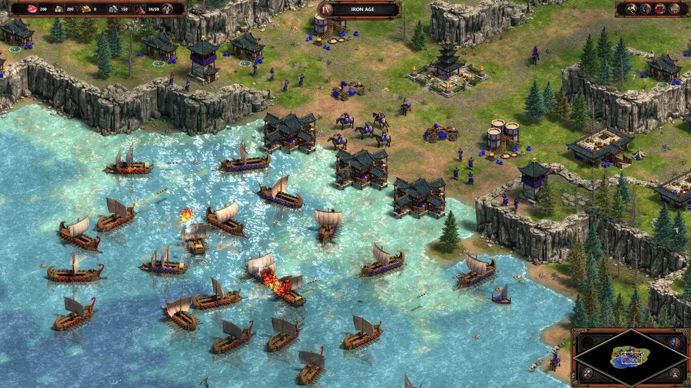 Datum vydání definitivní edice Age of Empires a oznámení Age of Empires 4 148794
