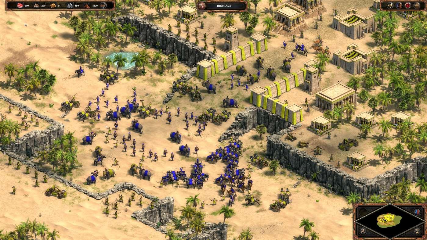 Datum vydání definitivní edice Age of Empires a oznámení Age of Empires 4 148795