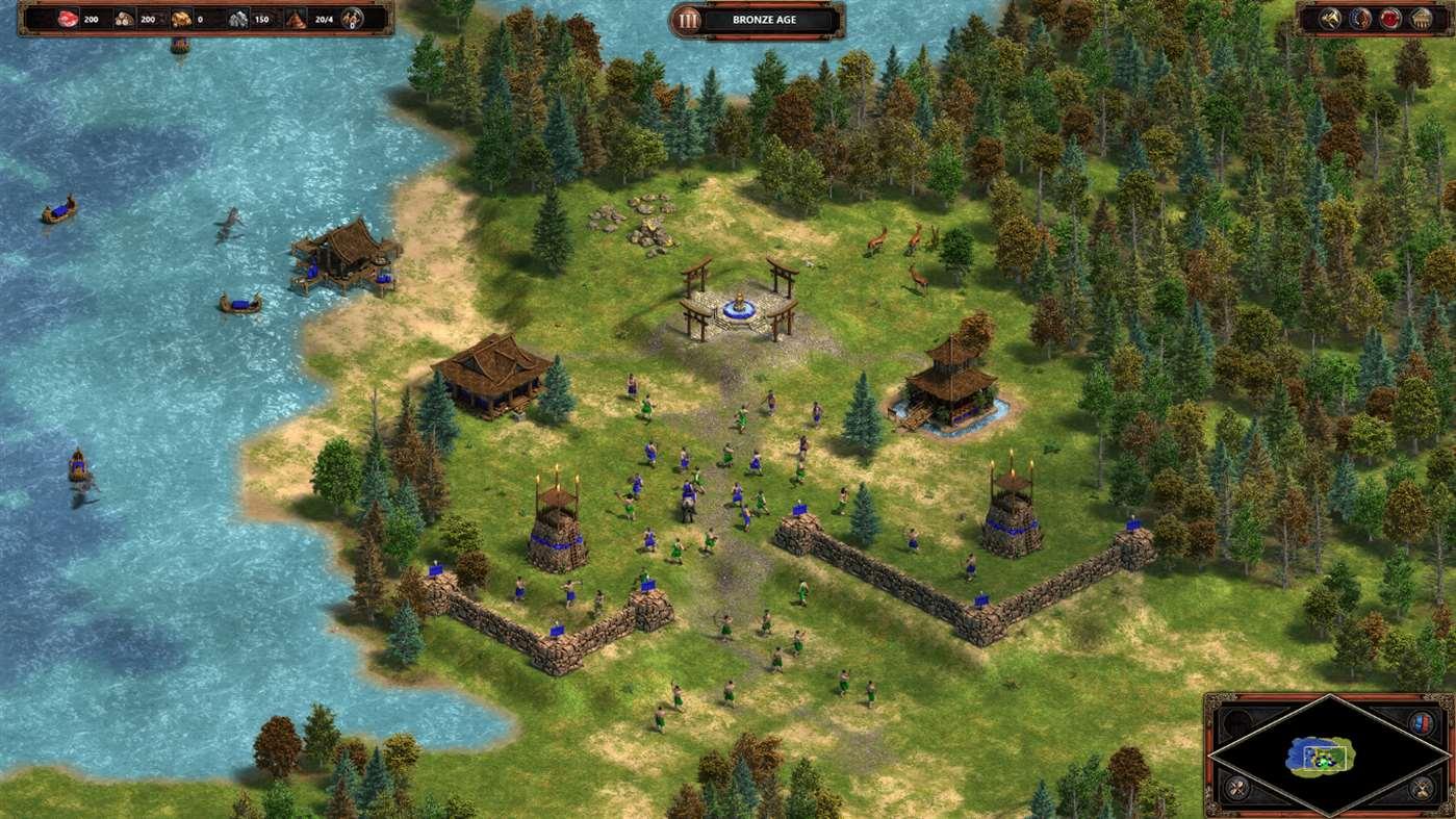 Datum vydání definitivní edice Age of Empires a oznámení Age of Empires 4 148796