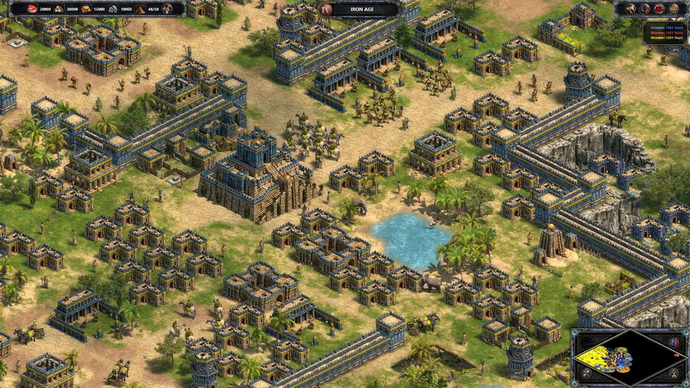 Datum vydání definitivní edice Age of Empires a oznámení Age of Empires 4 148797