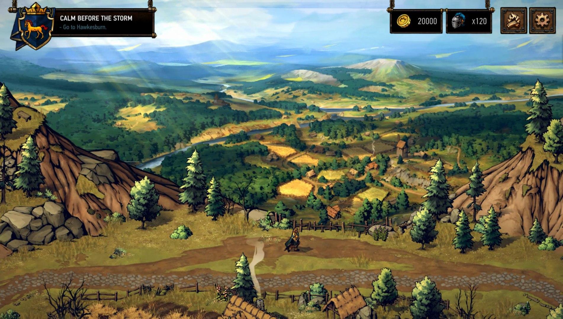 Singleplayerová kampaň Gwent: The Witcher Card Game se zaměří na královnu Meve 148836