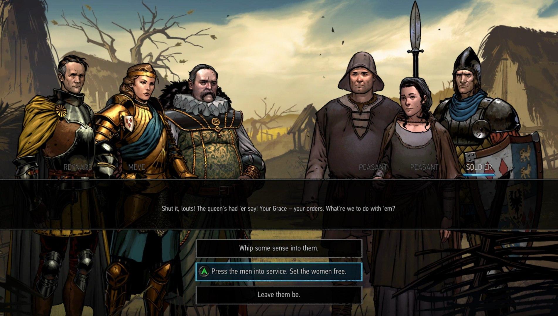 Singleplayerová kampaň Gwent: The Witcher Card Game se zaměří na královnu Meve 148838