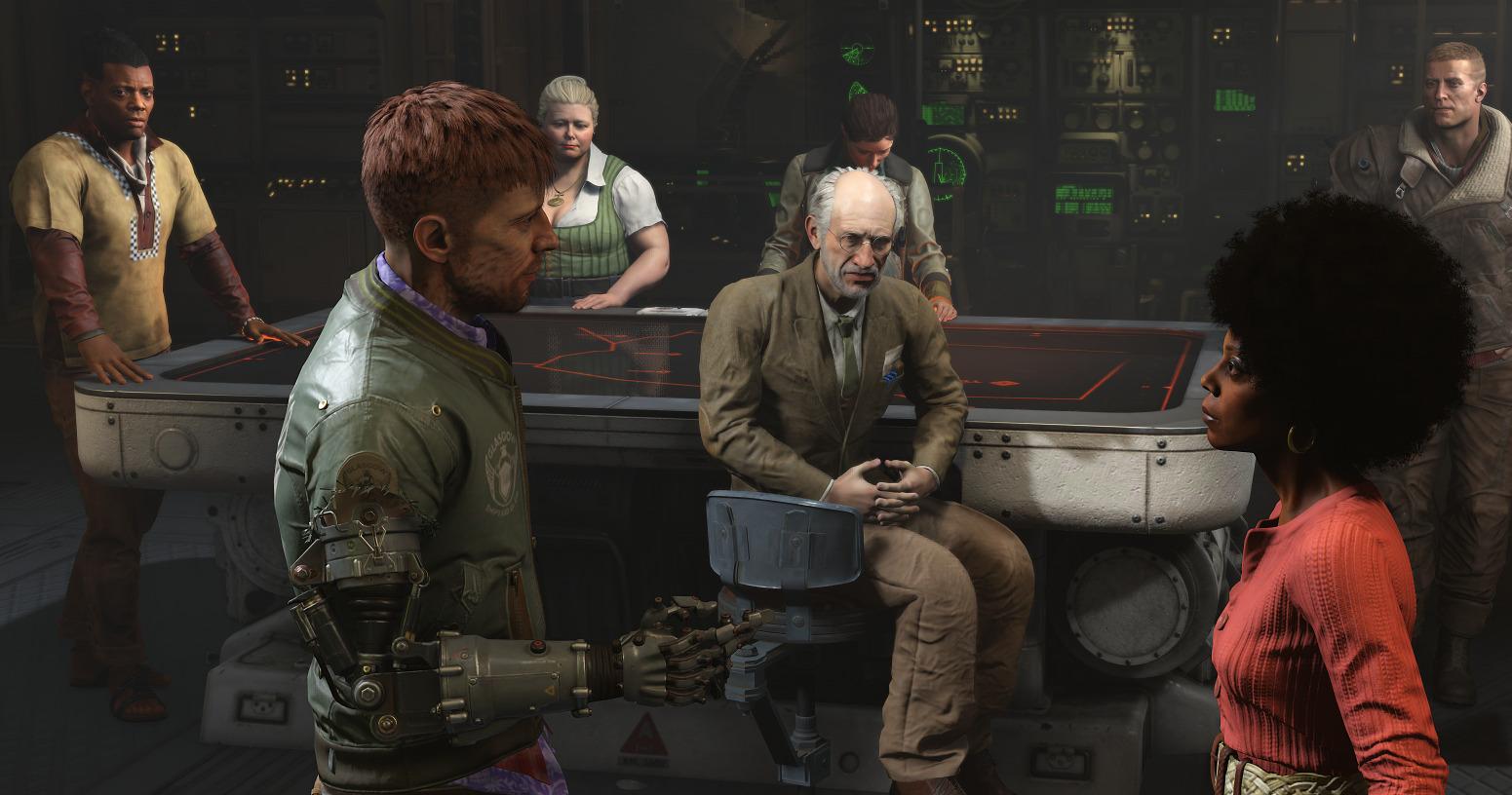 Ve Wolfenstein 2: The New Colossus se objeví známé i zcela nové postavy 148951