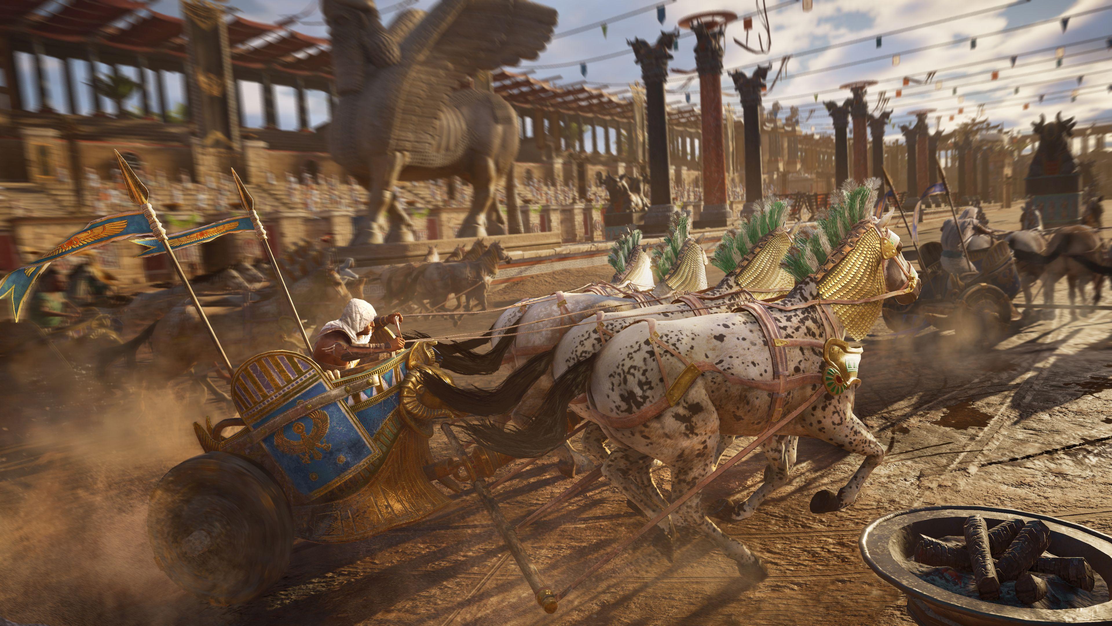 Dojmy z Gamescomu: Assassin's Creed: Origins 148984