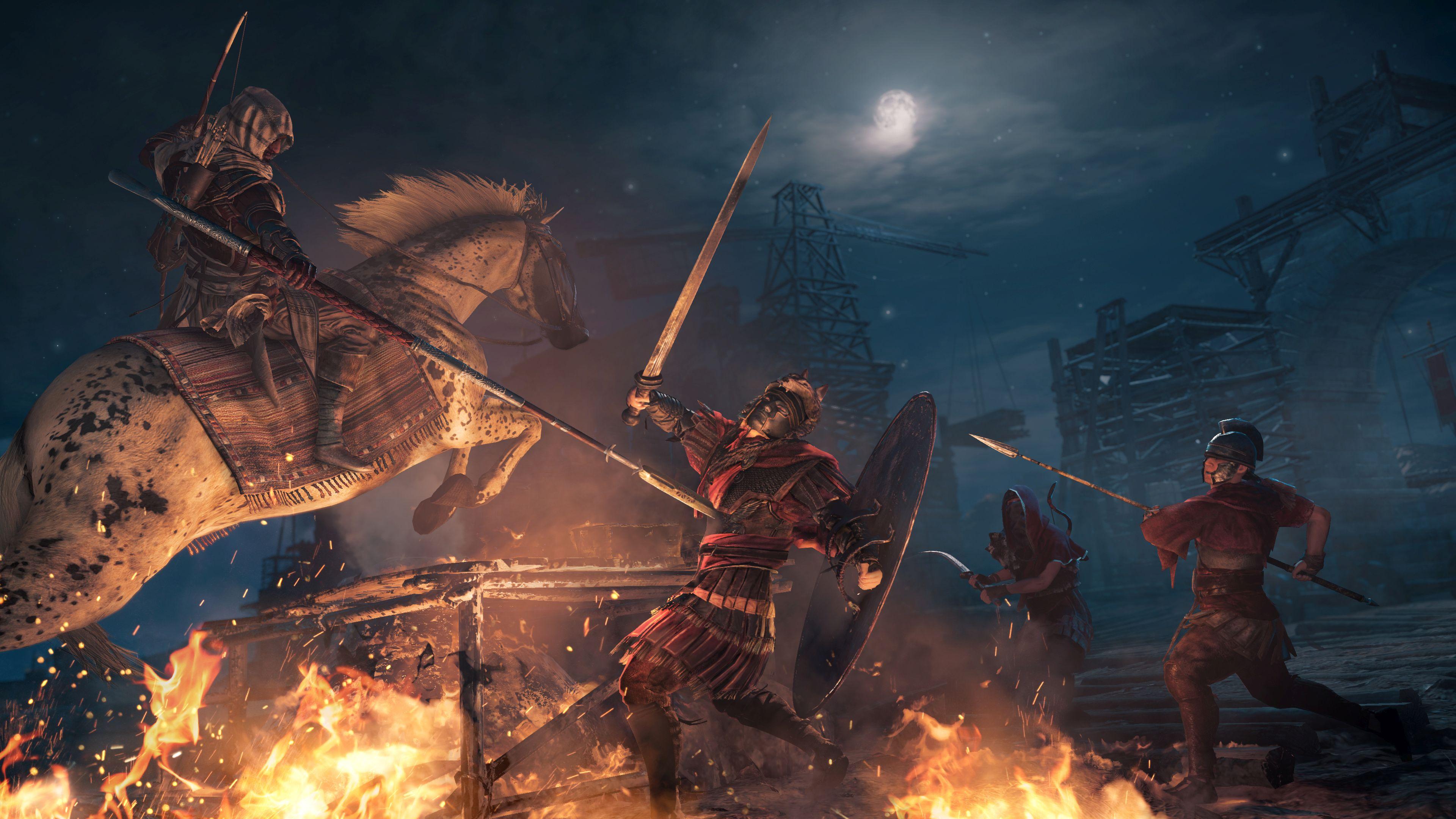 Dojmy z Gamescomu: Assassin's Creed: Origins 148985