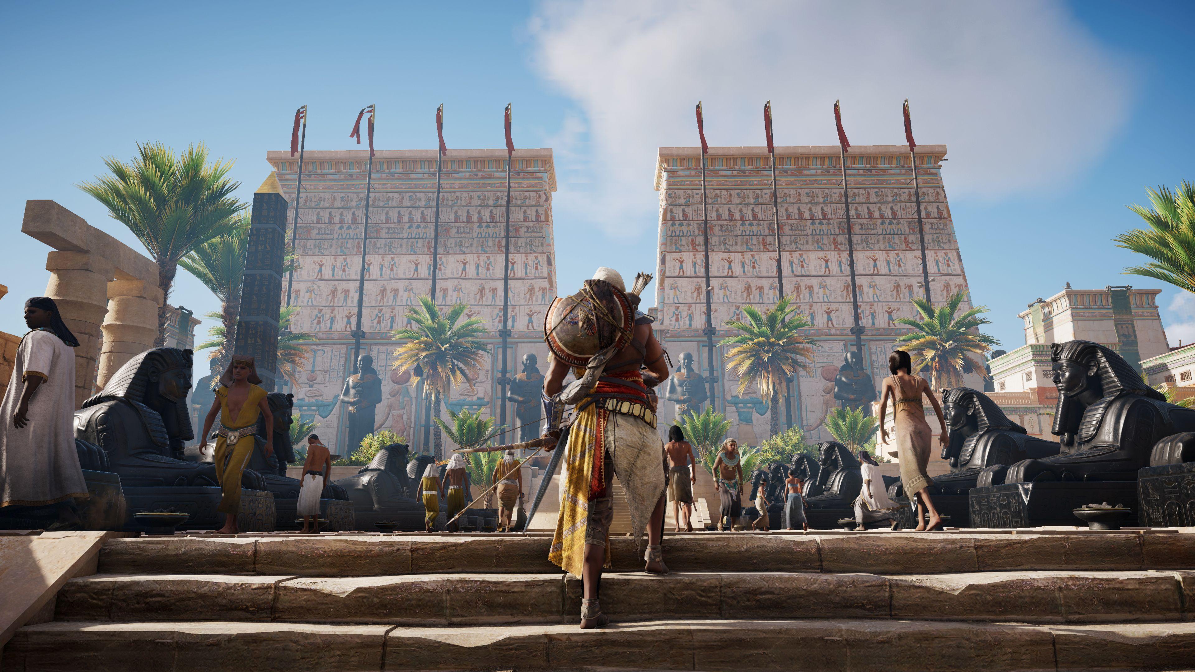 Dojmy z Gamescomu: Assassin's Creed: Origins 148987