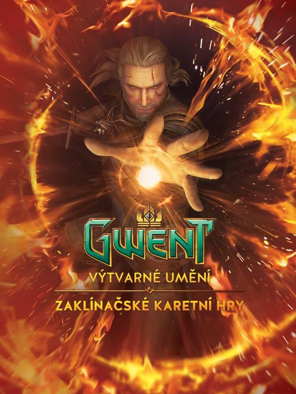 Gwent: Výtvarné umění zaklínačské karetní hry - karbanický artbook 149142