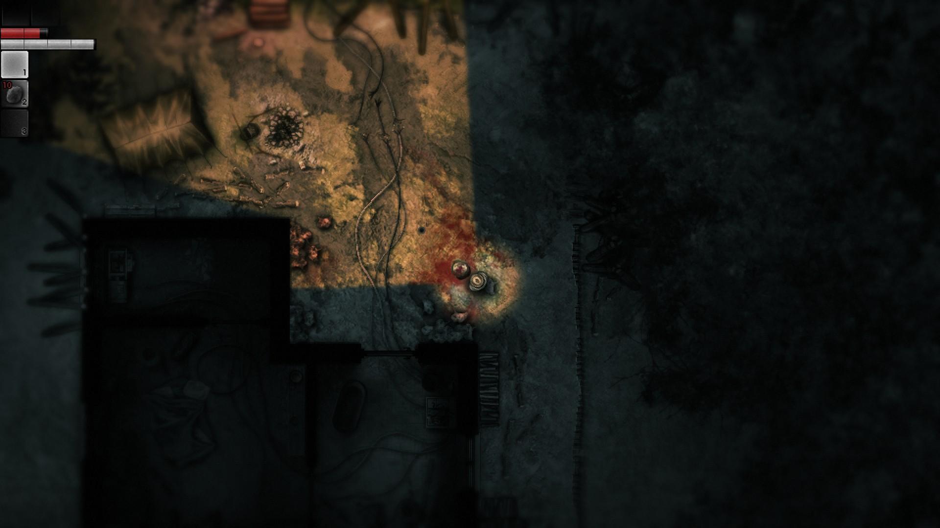 Darkwood – výlet do temného hvozdu 149181