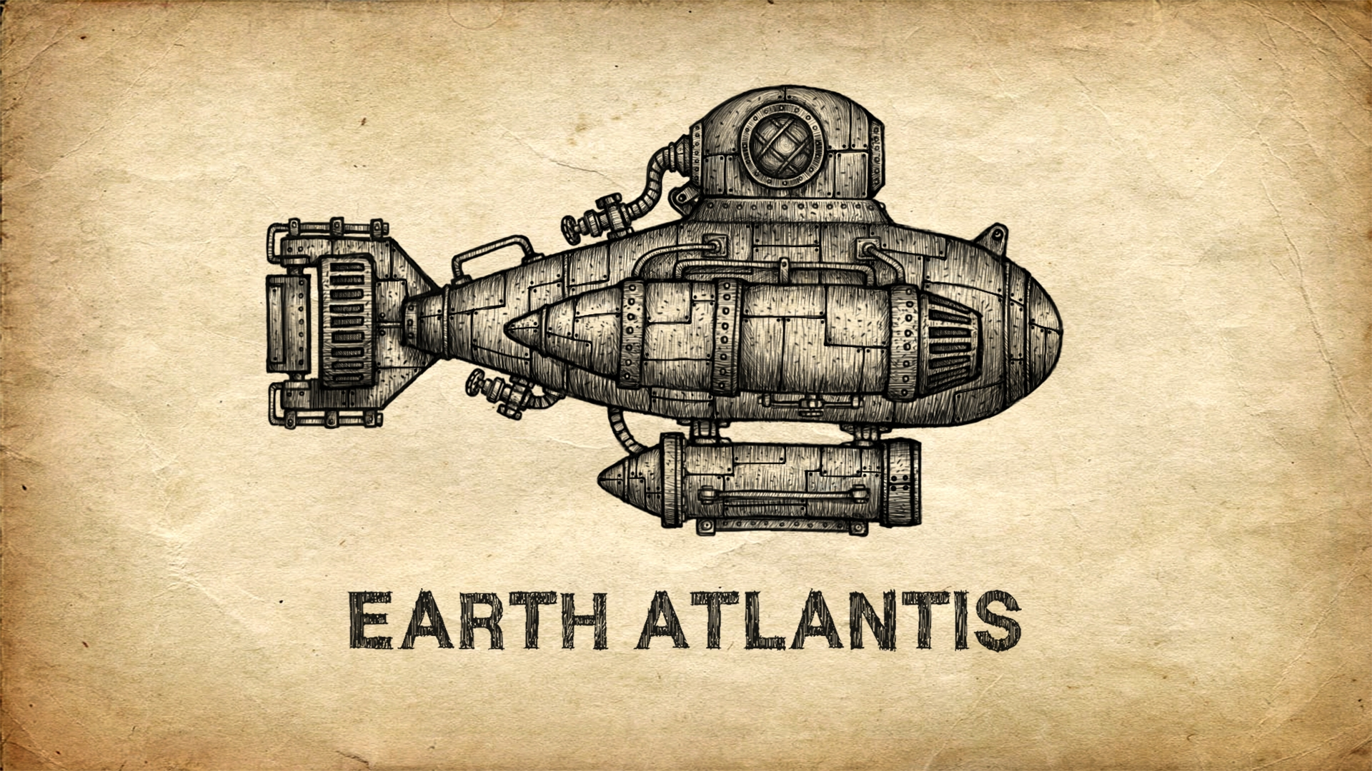 Earth Atlantis vyjde nejdříve na Switchi 149312
