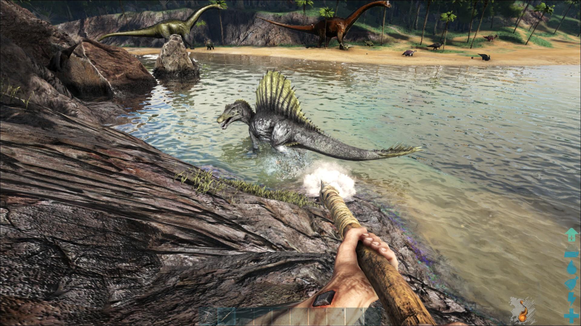 ARK: Survival Evolved - AAA survival 149327