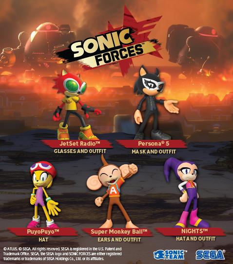 Sonic Forces můžete koupit v bonusové fyzické edici 149346