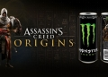Spolupráce Assassin's Creed: Origins s Monster Energy 149350