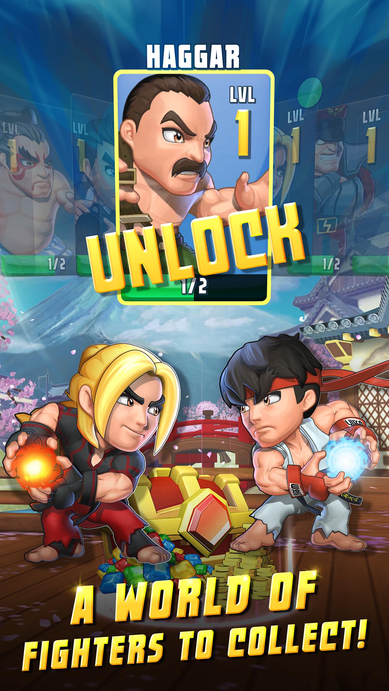 Capcom na mobily chystá puzzle hru s oblíbenými hrdiny 149403