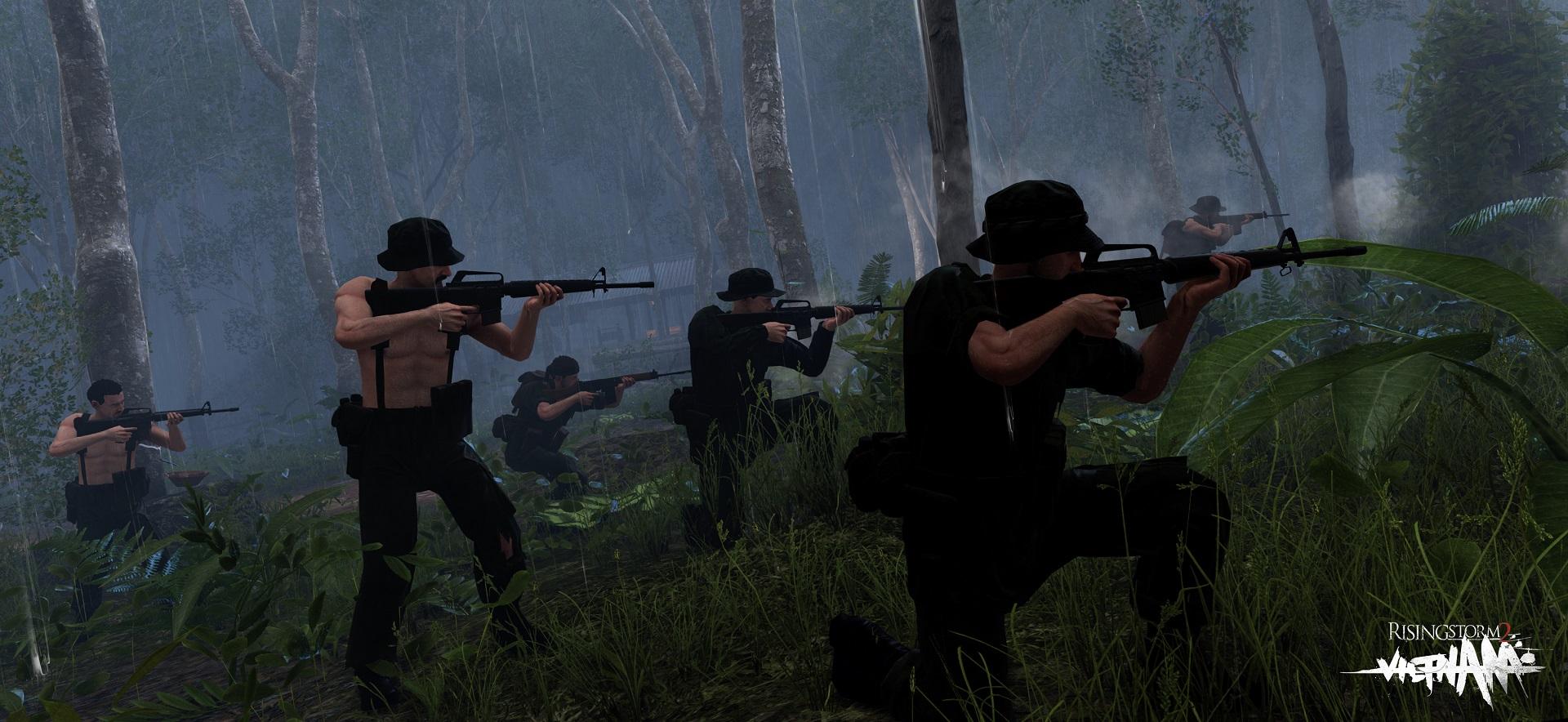 Rising Storm 2: Vietnam rozšíří australské a novozélandské jednotky 149441