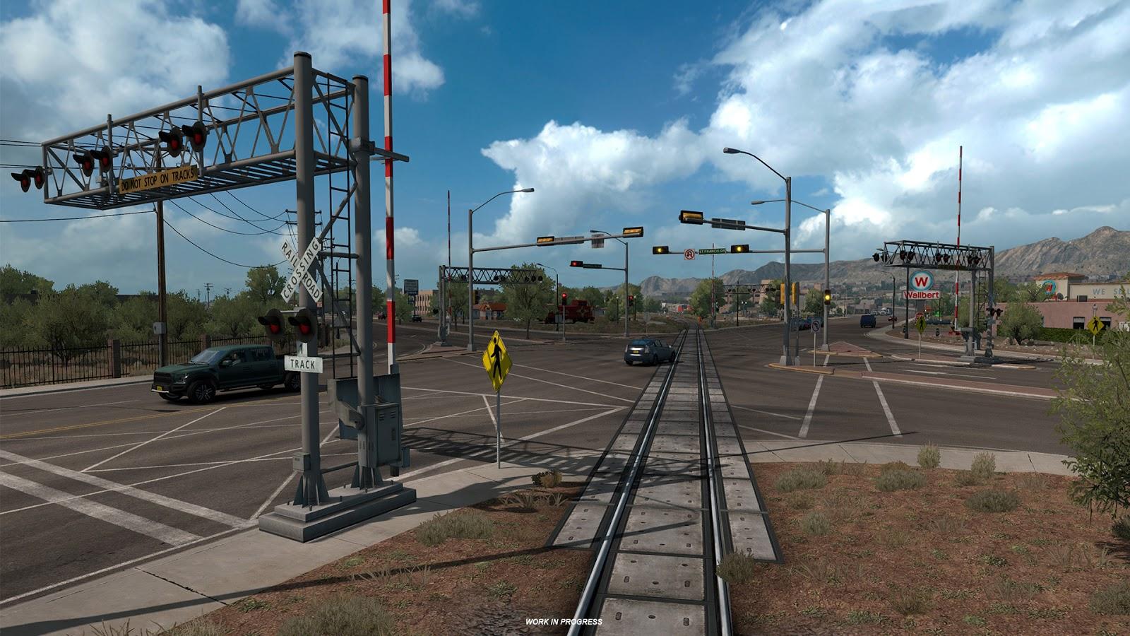 American Truck Simulator a památky Nového Mexika 149495
