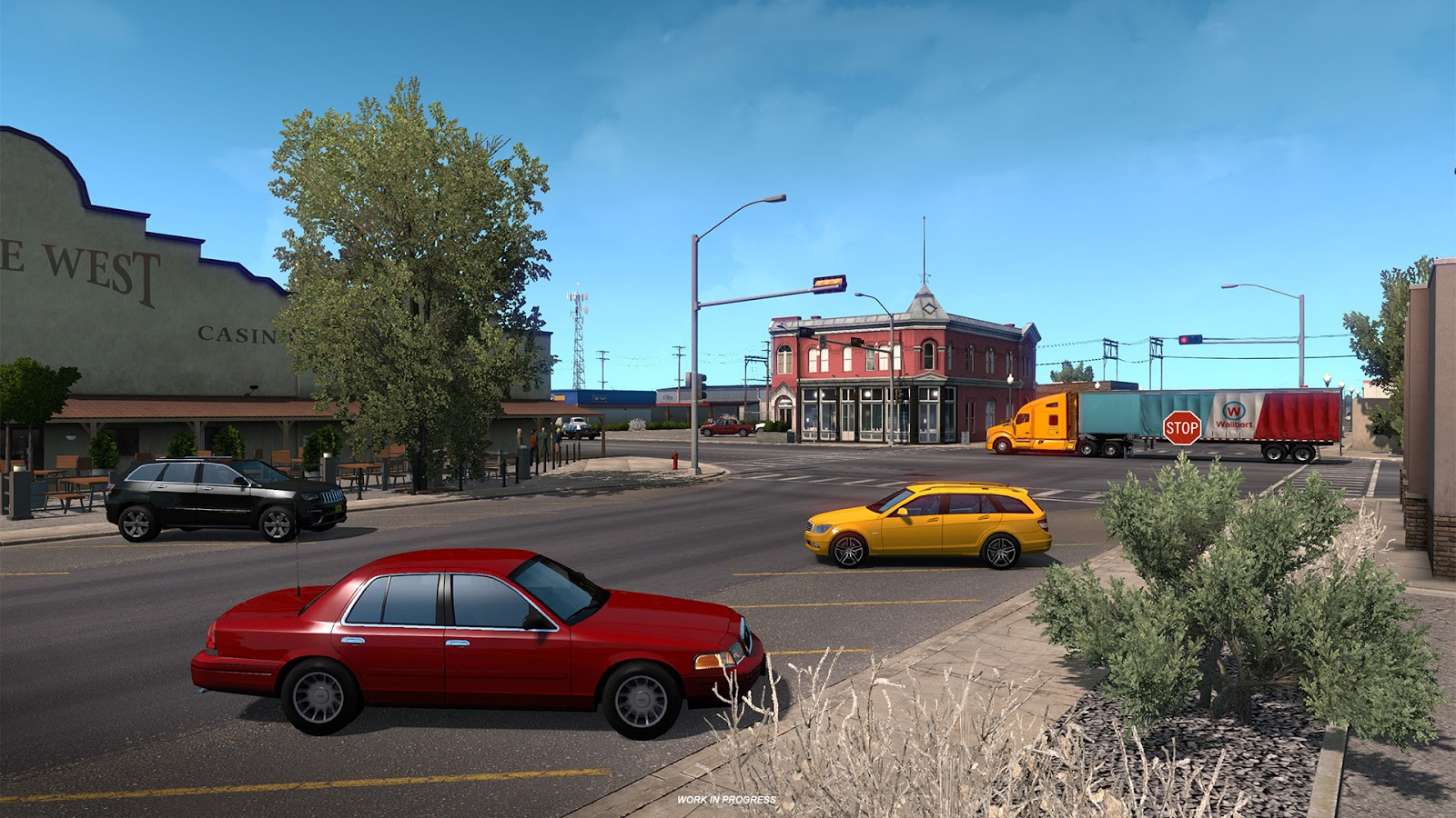 American Truck Simulator a památky Nového Mexika 149498