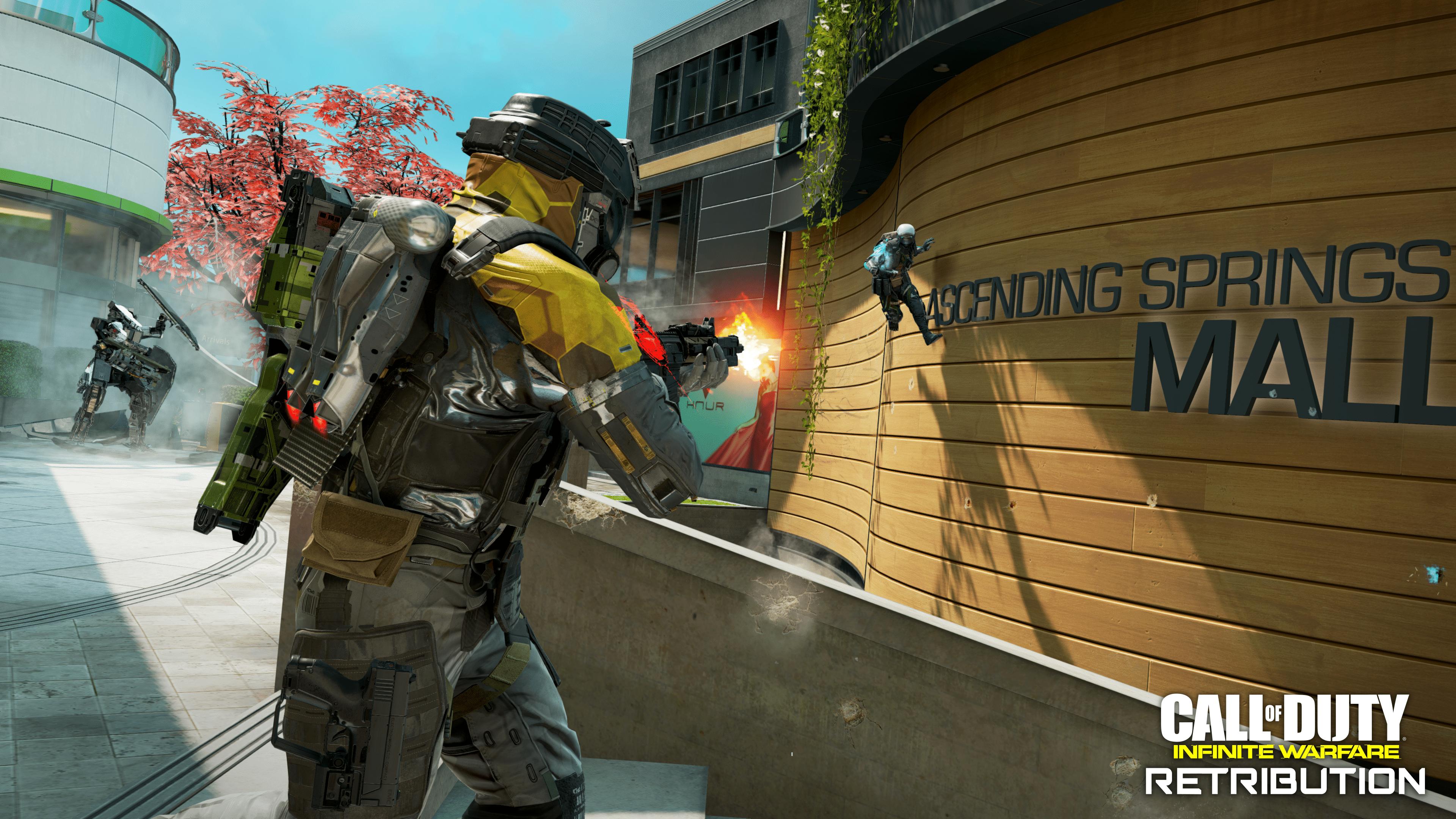 Za pár dnů poslední balíček pro Call of Duty: Infinite Warfare 149521