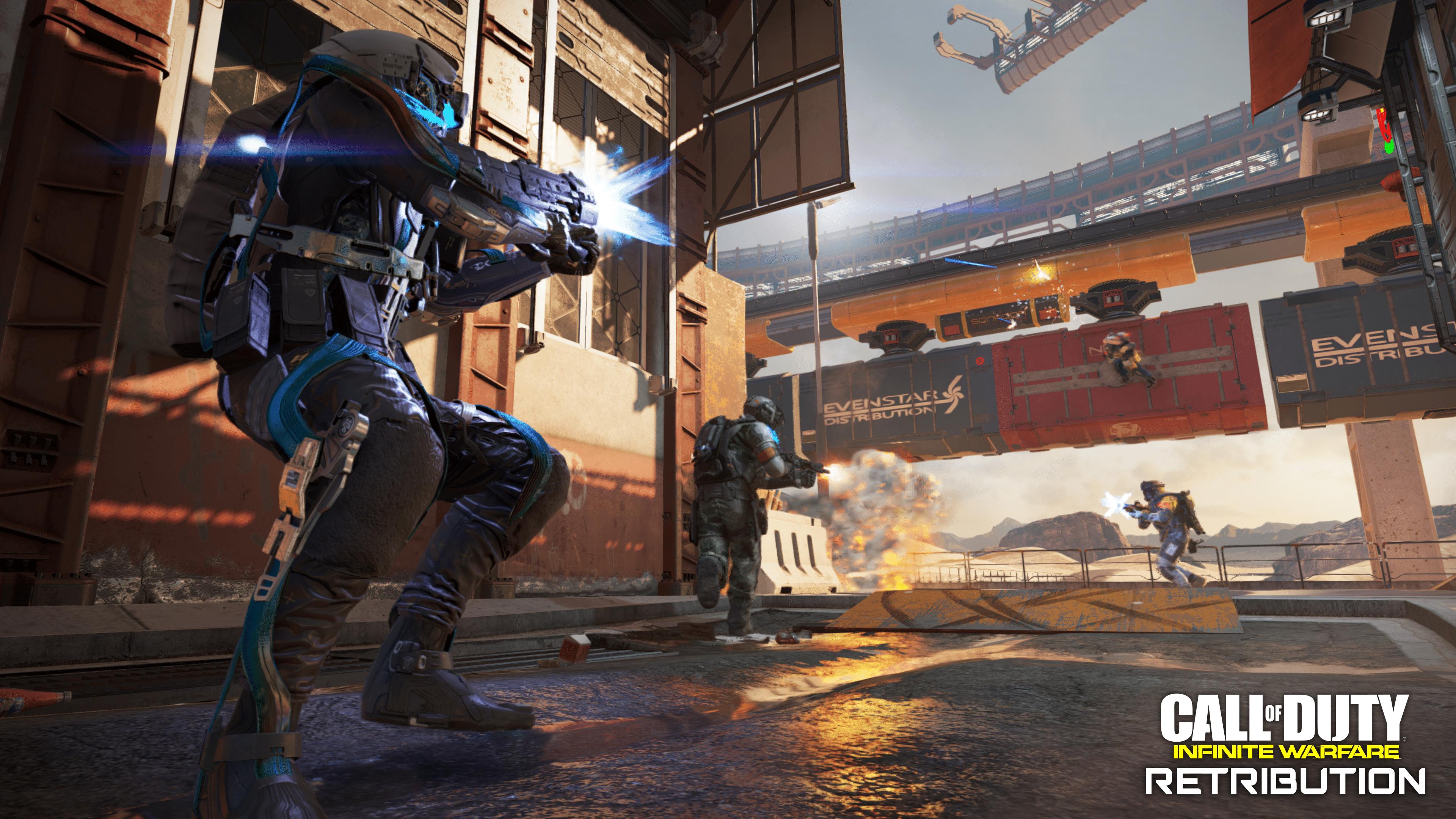 Za pár dnů poslední balíček pro Call of Duty: Infinite Warfare 149523