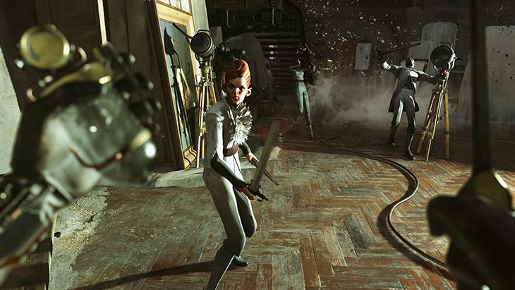 V Dishonored: Death of the Outsider můžete využívat řadu nových schopností a zbraní 149576