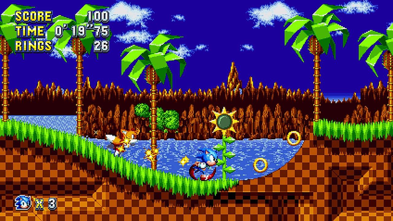 Sonic Mania – starý dobrý retro Sonic 149579
